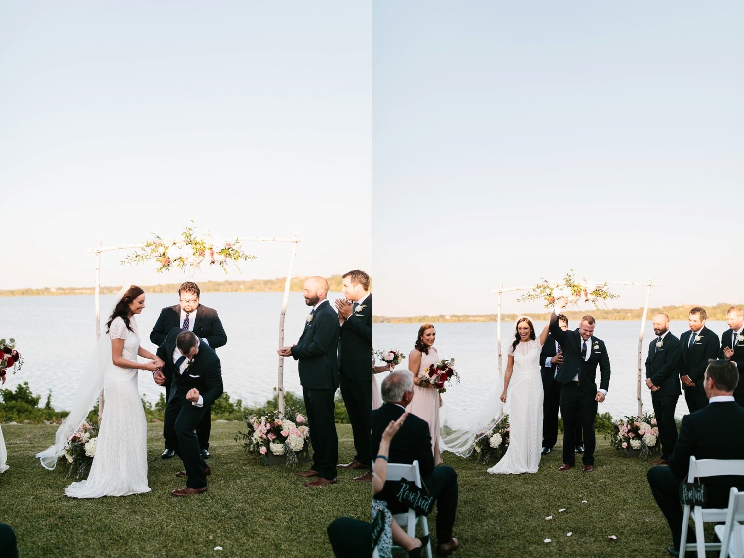 Kadee + Tyler | a raw, emotional wedding at the Filter Building on White Rock Lake in Dallas, TX by North Texas Wedding Photographer, Rachel Meagan Photography 146