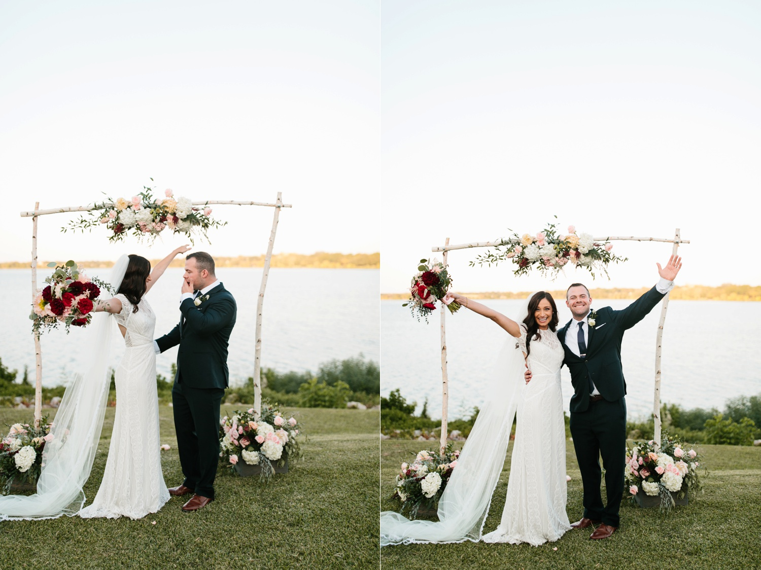 Kadee + Tyler | a raw, emotional wedding at the Filter Building on White Rock Lake in Dallas, TX by North Texas Wedding Photographer, Rachel Meagan Photography 154