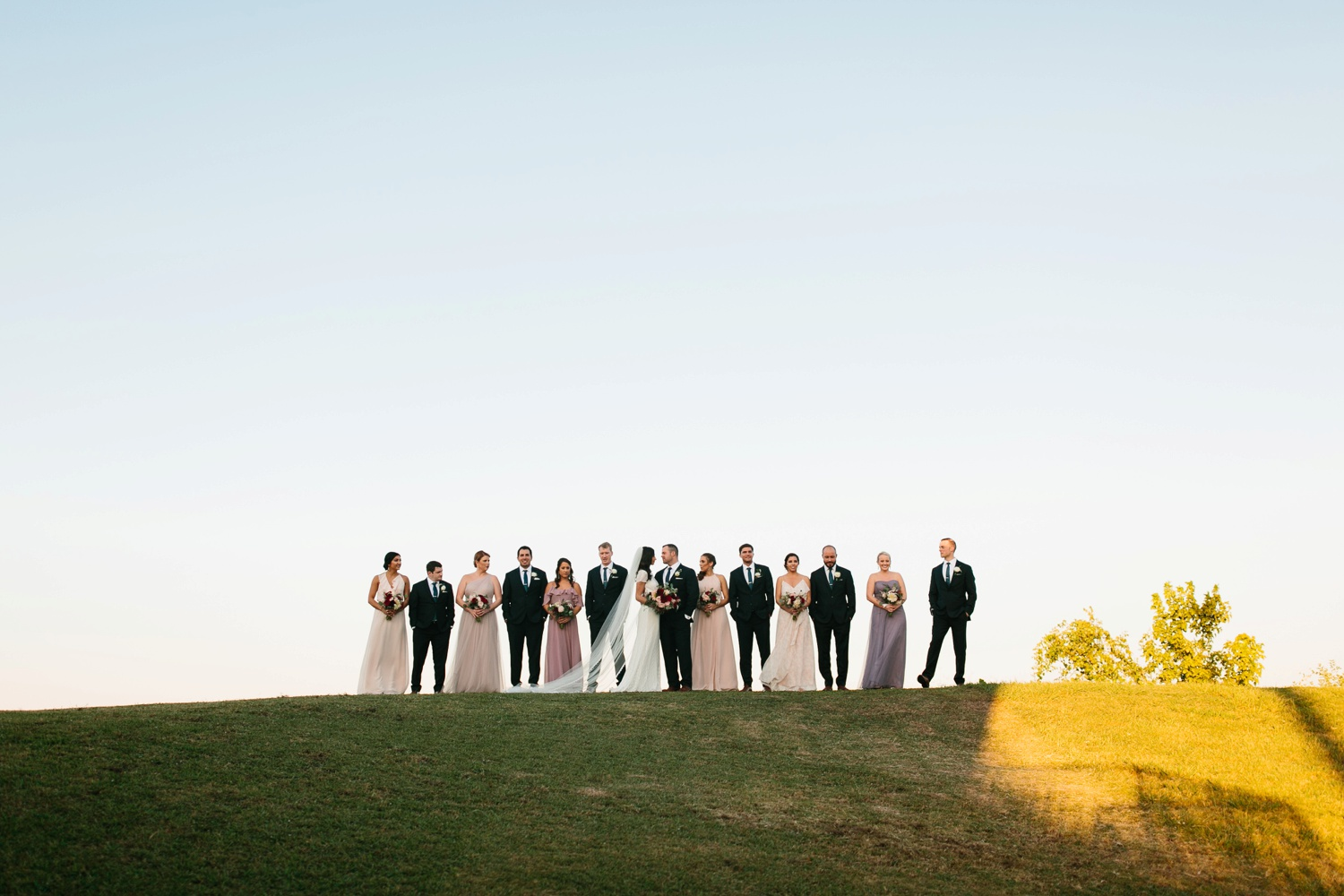 Kadee + Tyler | a raw, emotional wedding at the Filter Building on White Rock Lake in Dallas, TX by North Texas Wedding Photographer, Rachel Meagan Photography 155