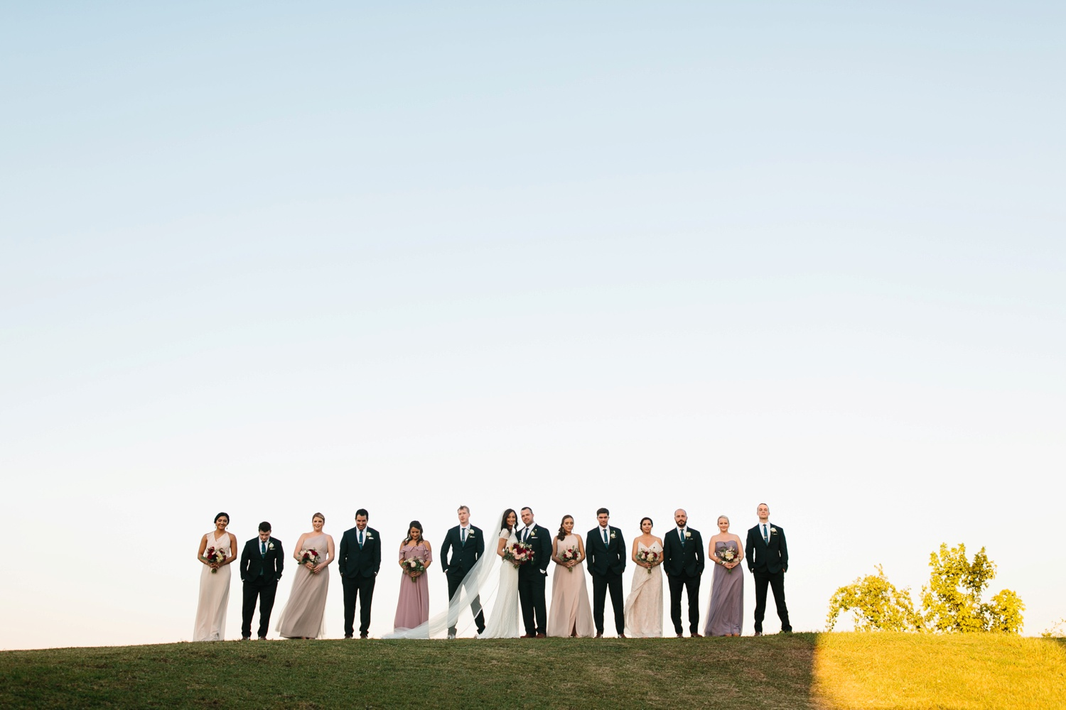 Kadee + Tyler | a raw, emotional wedding at the Filter Building on White Rock Lake in Dallas, TX by North Texas Wedding Photographer, Rachel Meagan Photography 156