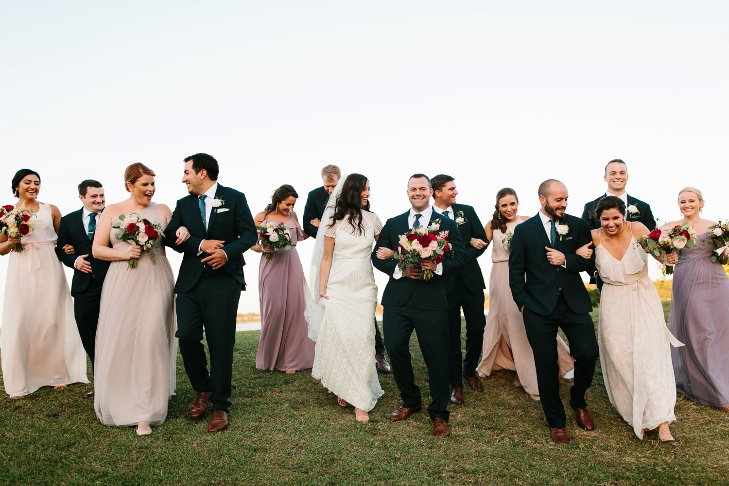 Kadee + Tyler | a raw, emotional wedding at the Filter Building on White Rock Lake in Dallas, TX by North Texas Wedding Photographer, Rachel Meagan Photography 158