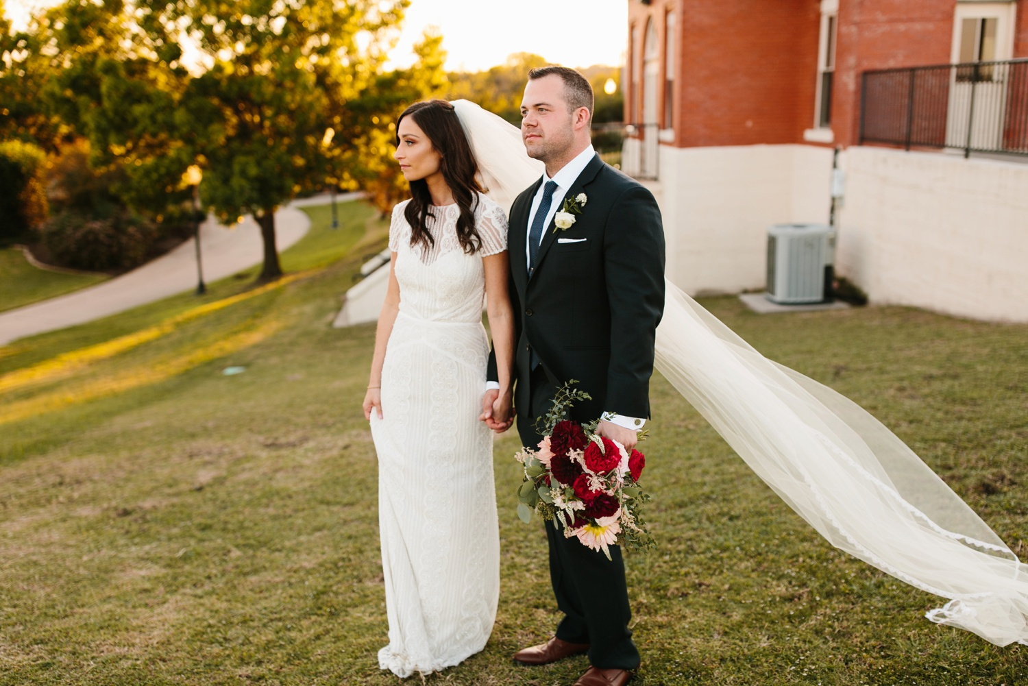 Kadee + Tyler | a raw, emotional wedding at the Filter Building on White Rock Lake in Dallas, TX by North Texas Wedding Photographer, Rachel Meagan Photography 159