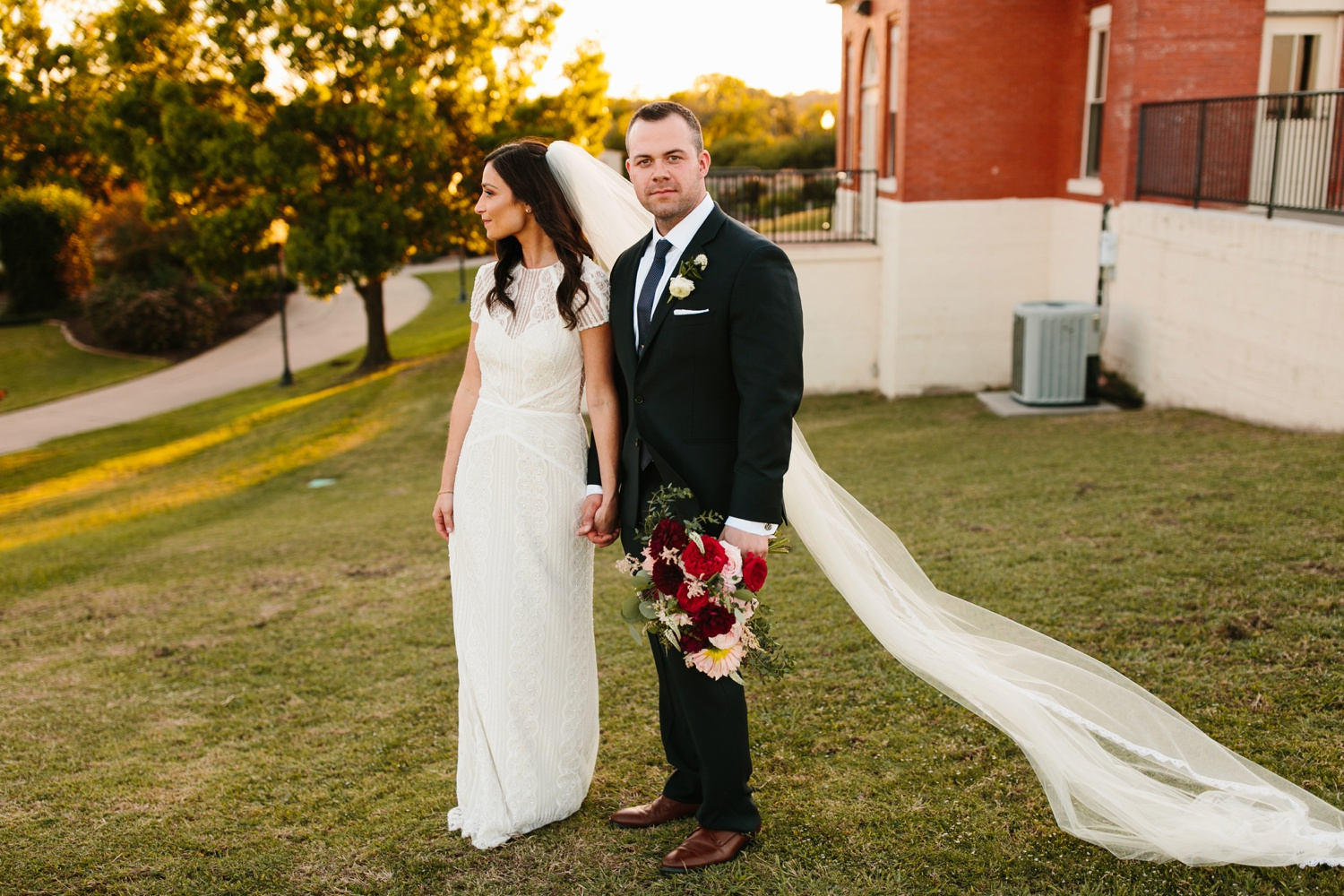 Kadee + Tyler | a raw, emotional wedding at the Filter Building on White Rock Lake in Dallas, TX by North Texas Wedding Photographer, Rachel Meagan Photography 160