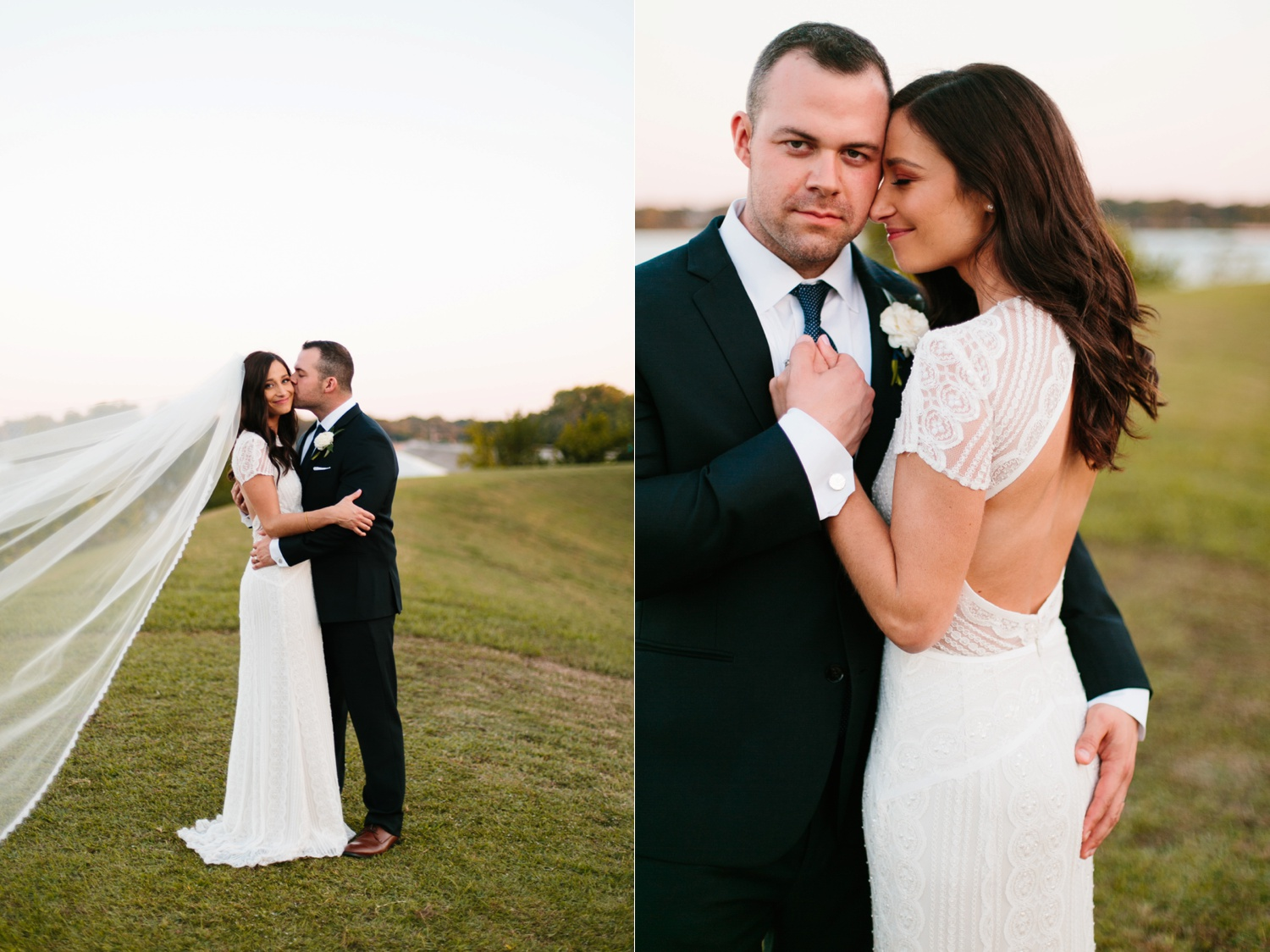 Kadee + Tyler | a raw, emotional wedding at the Filter Building on White Rock Lake in Dallas, TX by North Texas Wedding Photographer, Rachel Meagan Photography 175