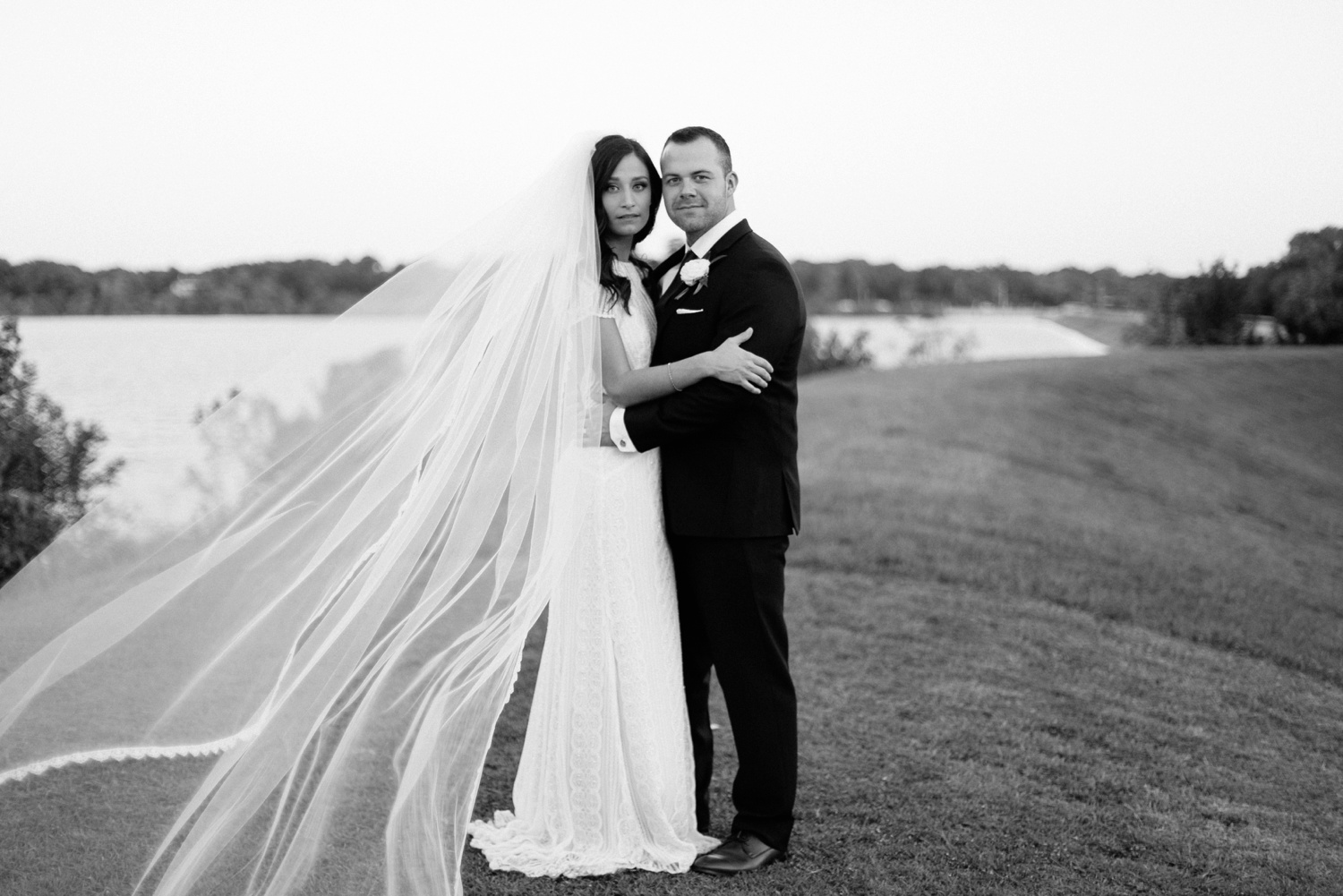 Kadee + Tyler | a raw, emotional wedding at the Filter Building on White Rock Lake in Dallas, TX by North Texas Wedding Photographer, Rachel Meagan Photography 176