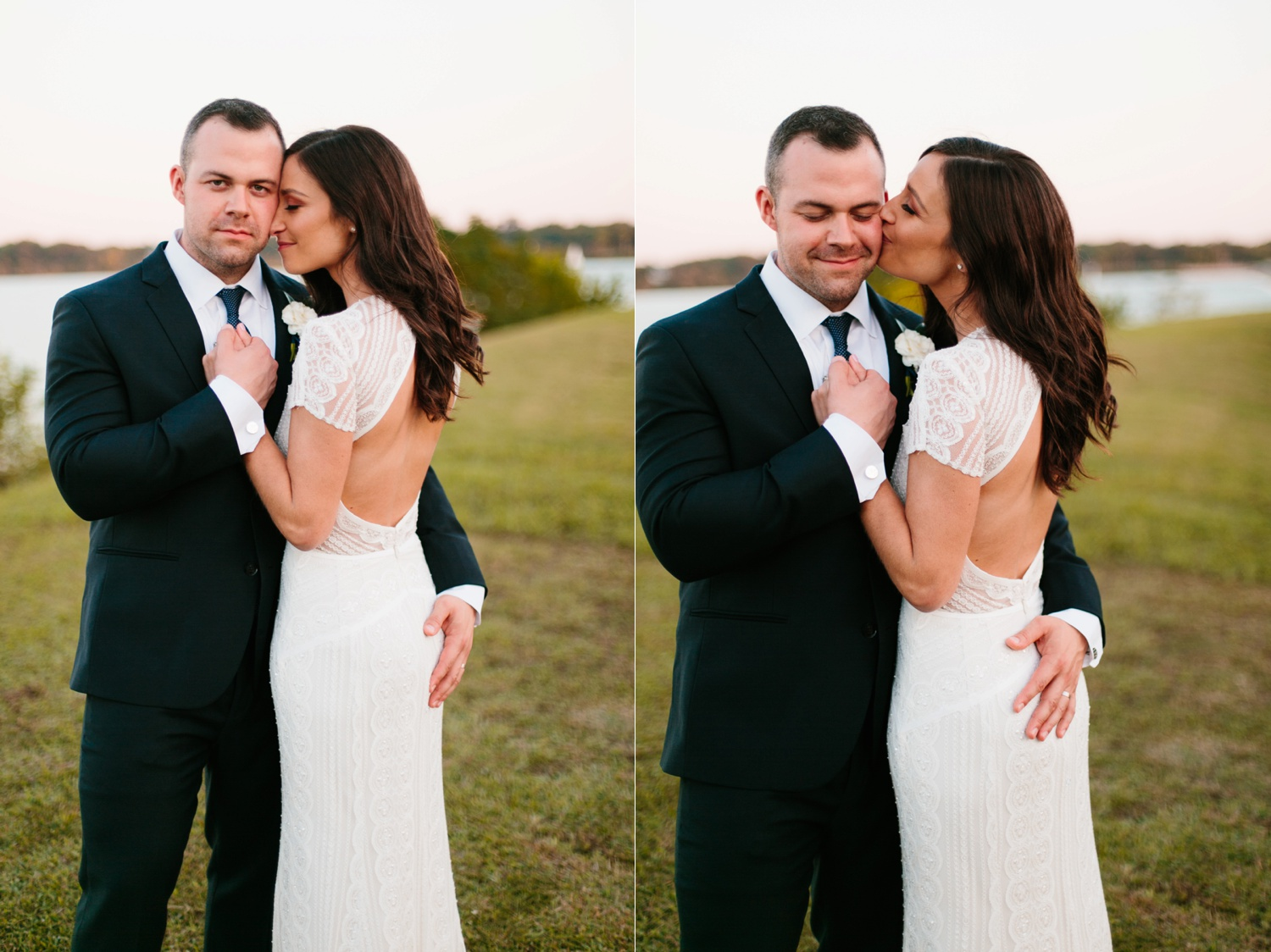 Kadee + Tyler | a raw, emotional wedding at the Filter Building on White Rock Lake in Dallas, TX by North Texas Wedding Photographer, Rachel Meagan Photography 177