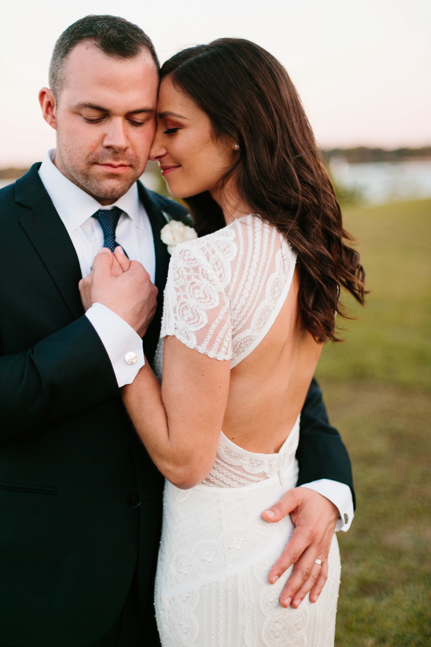 Kadee + Tyler | a raw, emotional wedding at the Filter Building on White Rock Lake in Dallas, TX by North Texas Wedding Photographer, Rachel Meagan Photography 178