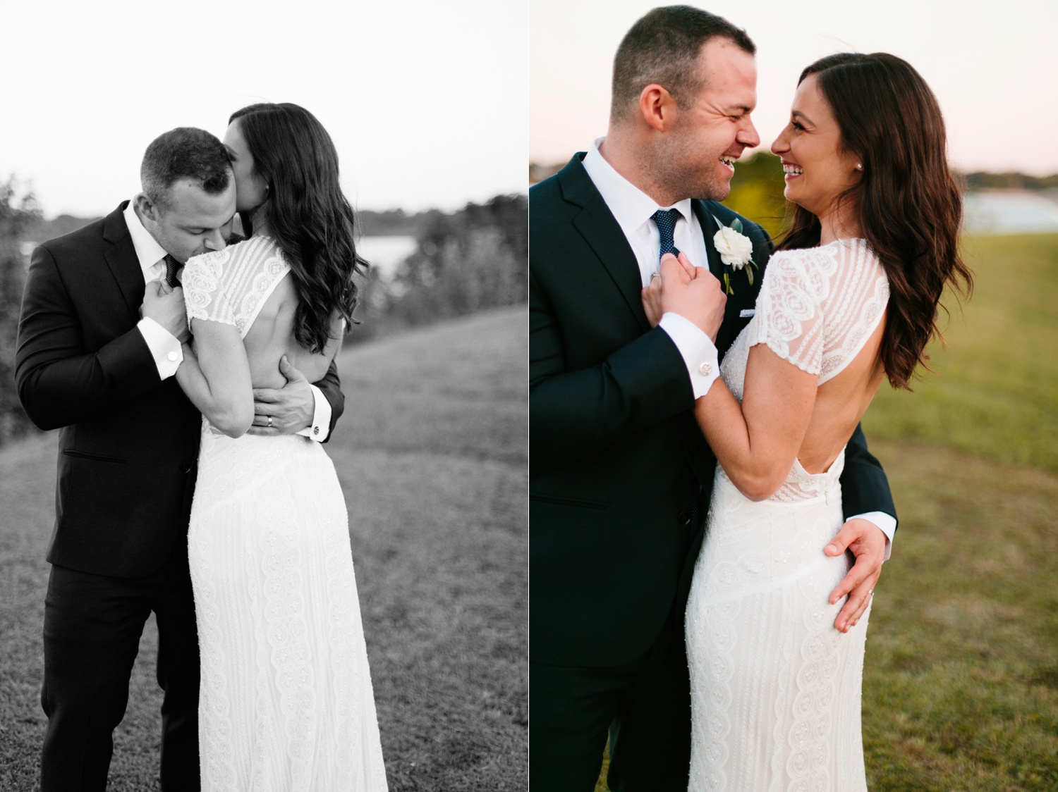 Kadee + Tyler | a raw, emotional wedding at the Filter Building on White Rock Lake in Dallas, TX by North Texas Wedding Photographer, Rachel Meagan Photography 180