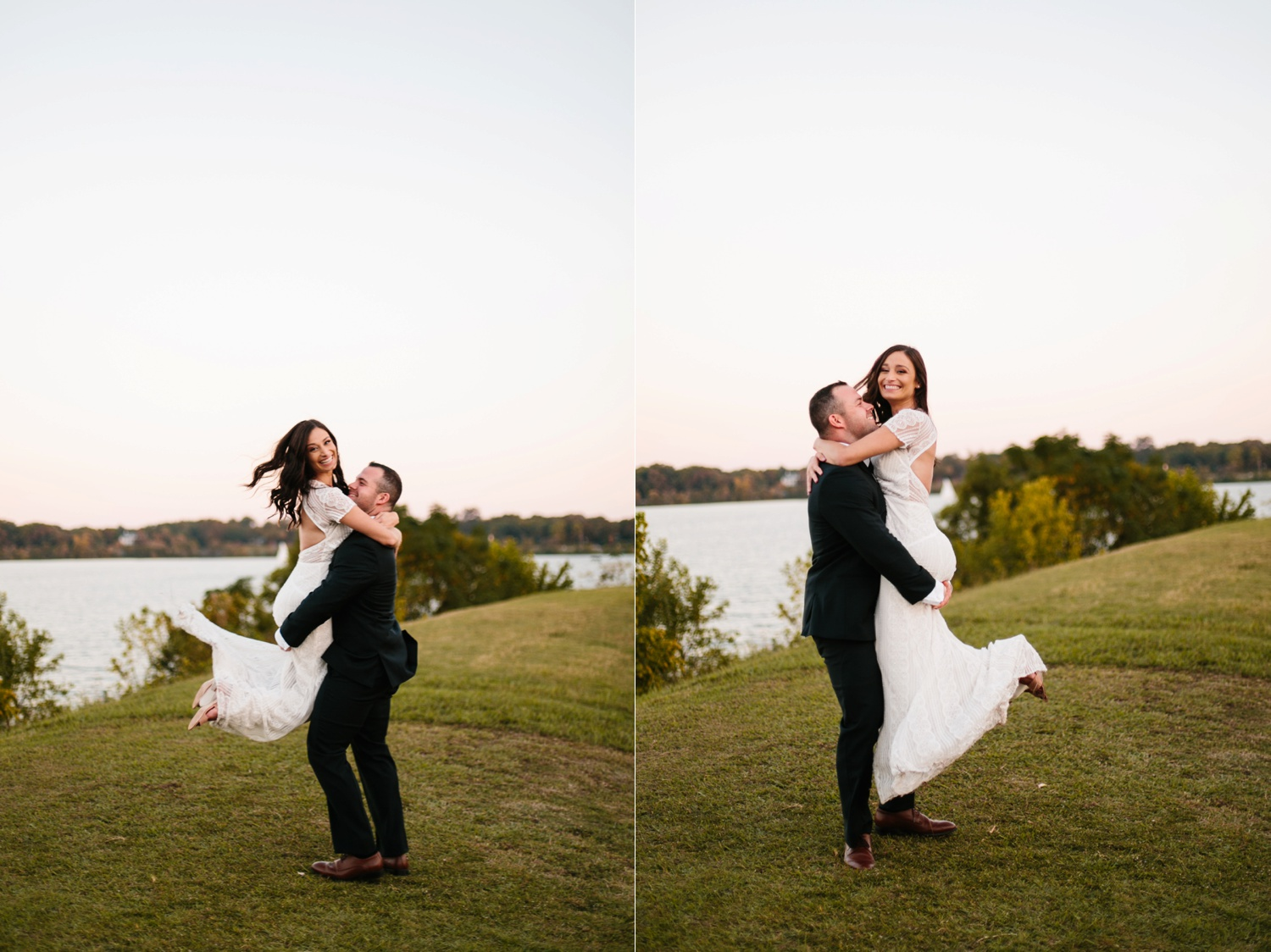 Kadee + Tyler | a raw, emotional wedding at the Filter Building on White Rock Lake in Dallas, TX by North Texas Wedding Photographer, Rachel Meagan Photography 182