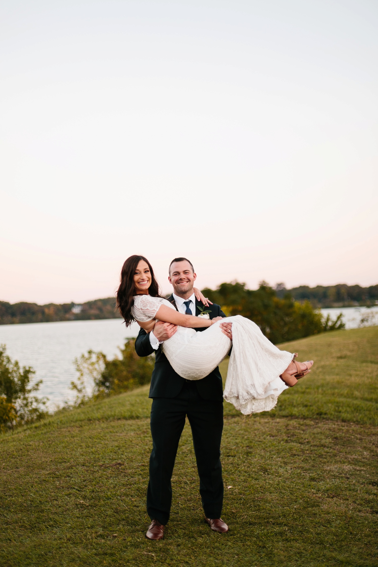 Kadee + Tyler | a raw, emotional wedding at the Filter Building on White Rock Lake in Dallas, TX by North Texas Wedding Photographer, Rachel Meagan Photography 186