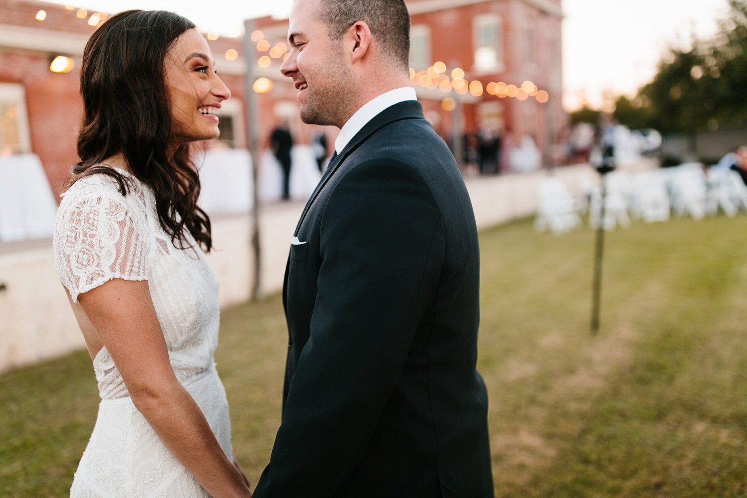 Kadee + Tyler | a raw, emotional wedding at the Filter Building on White Rock Lake in Dallas, TX by North Texas Wedding Photographer, Rachel Meagan Photography 191