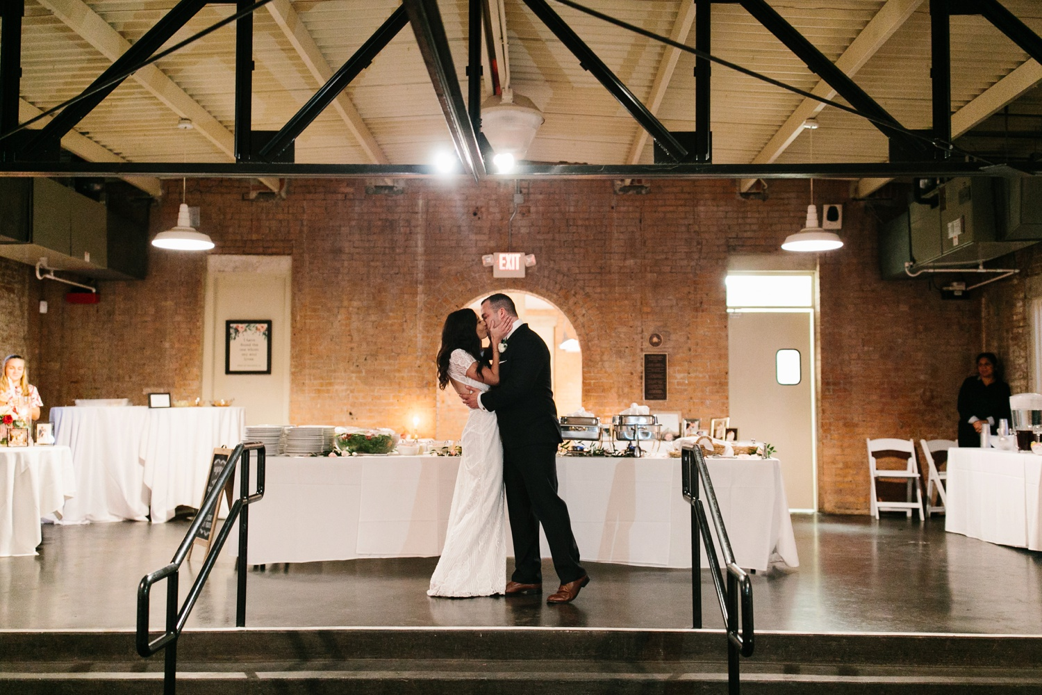Kadee + Tyler | a raw, emotional wedding at the Filter Building on White Rock Lake in Dallas, TX by North Texas Wedding Photographer, Rachel Meagan Photography 193