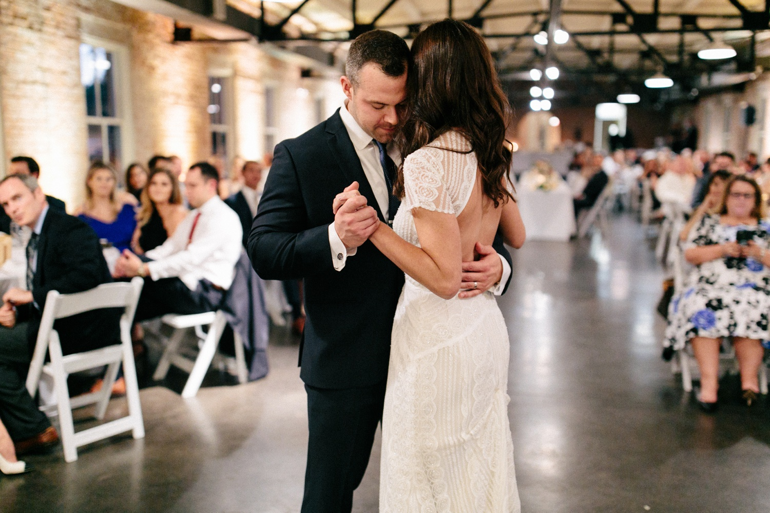 Kadee + Tyler | a raw, emotional wedding at the Filter Building on White Rock Lake in Dallas, TX by North Texas Wedding Photographer, Rachel Meagan Photography 198