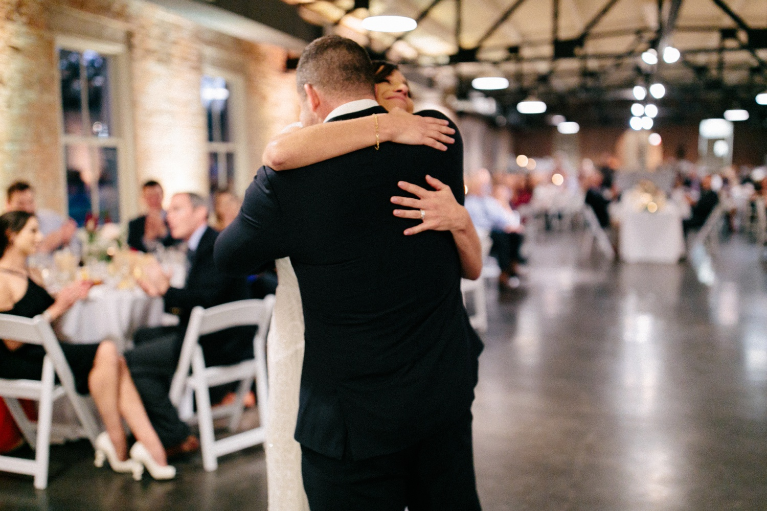 Kadee + Tyler | a raw, emotional wedding at the Filter Building on White Rock Lake in Dallas, TX by North Texas Wedding Photographer, Rachel Meagan Photography 202