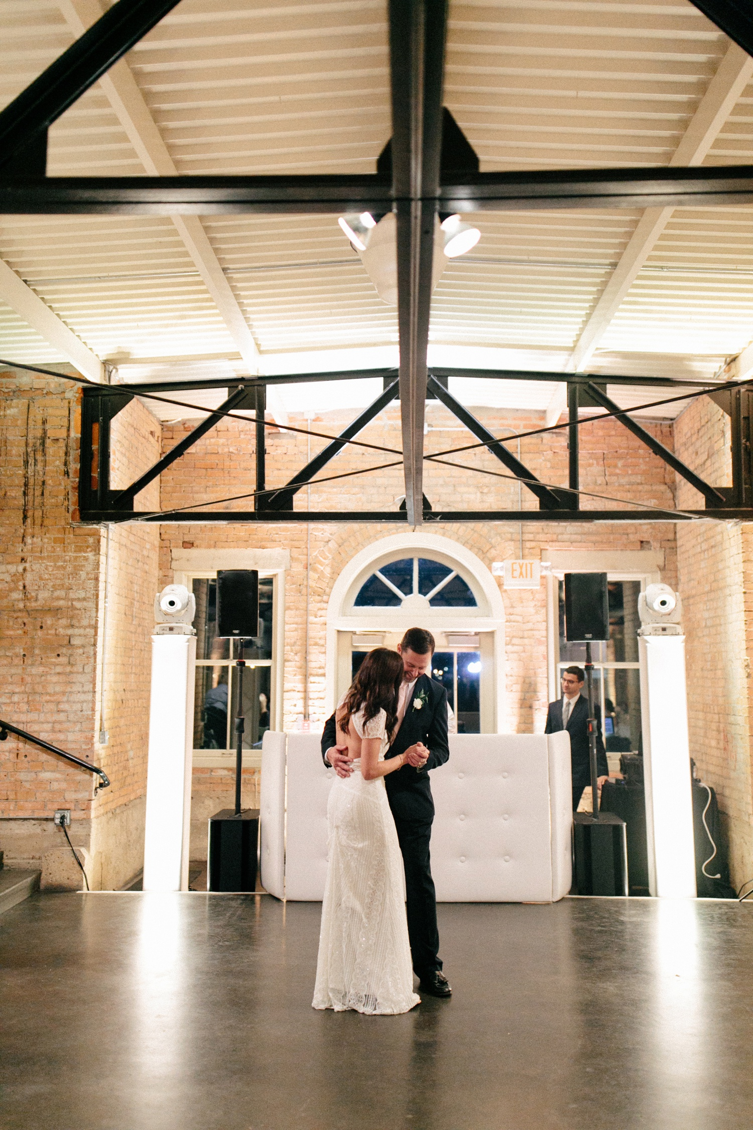 Kadee + Tyler | a raw, emotional wedding at the Filter Building on White Rock Lake in Dallas, TX by North Texas Wedding Photographer, Rachel Meagan Photography 208