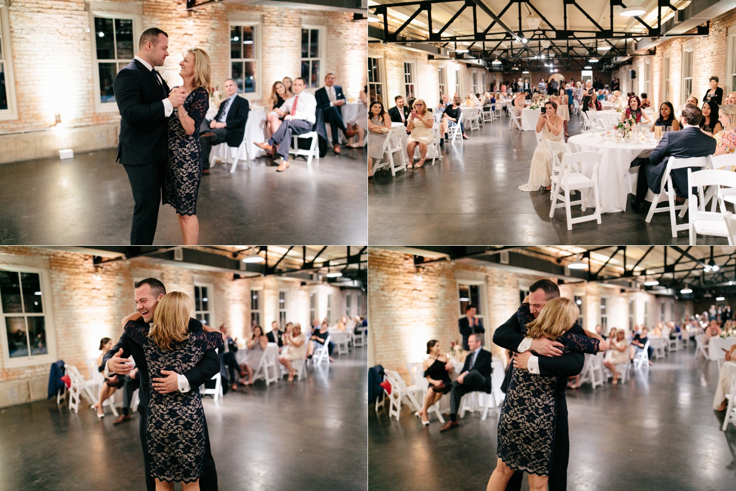 Kadee + Tyler | a raw, emotional wedding at the Filter Building on White Rock Lake in Dallas, TX by North Texas Wedding Photographer, Rachel Meagan Photography 209