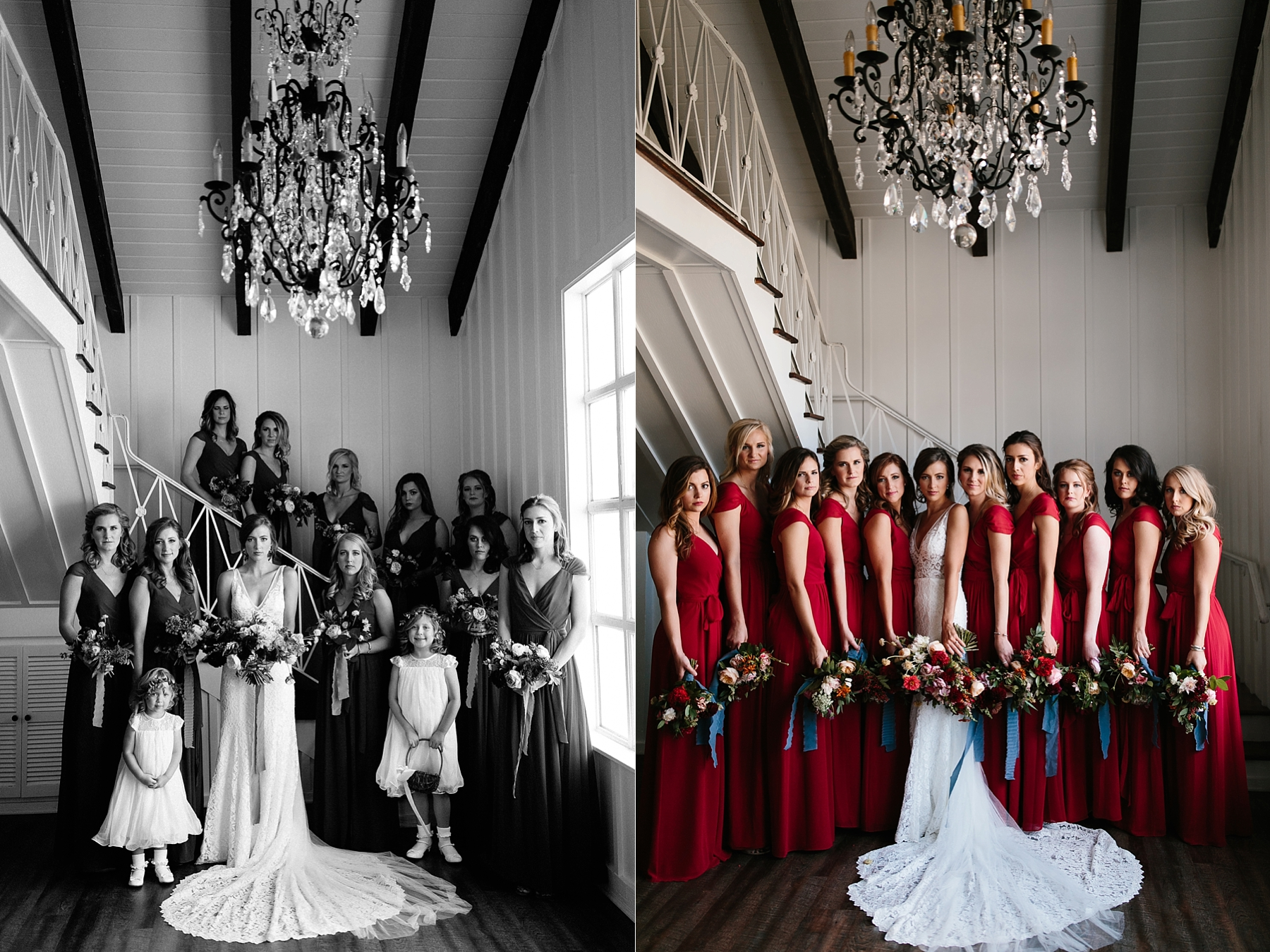 Lauren + Nathan _ a vibrant, wedding with a Navy, Red, and Duck Egg Blue Pallete at Firefly Gardens by North Texas Wedding Photographer Rachel Meagan Photography _ 032