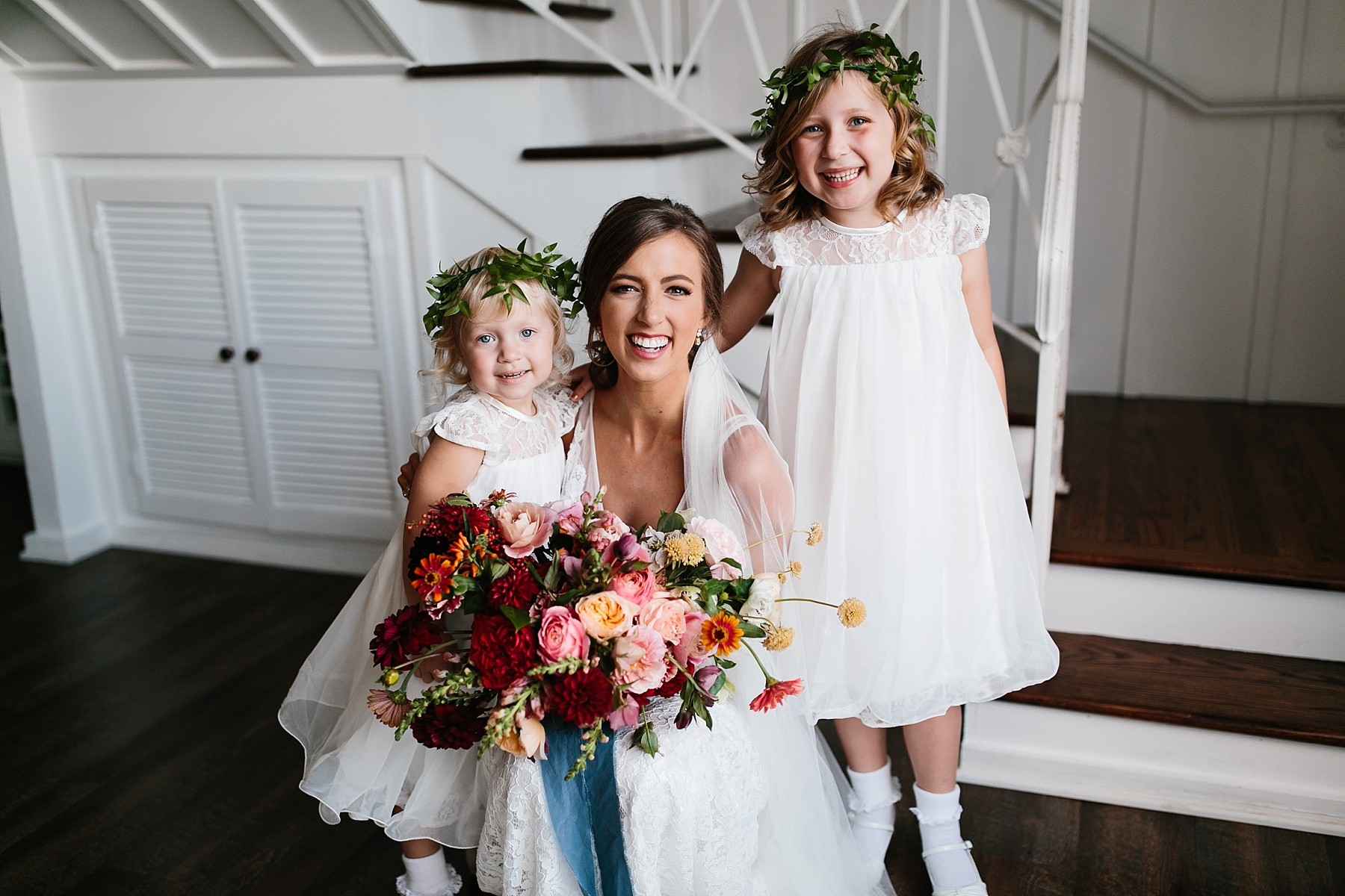 Lauren + Nathan _ a vibrant, wedding with a Navy, Red, and Duck Egg Blue Pallete at Firefly Gardens by North Texas Wedding Photographer Rachel Meagan Photography _ 034