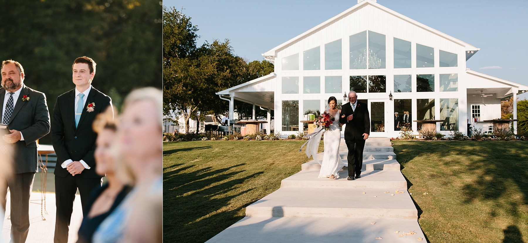 Lauren + Nathan _ a vibrant, wedding with a Navy, Red, and Duck Egg Blue Pallete at Firefly Gardens by North Texas Wedding Photographer Rachel Meagan Photography _ 068