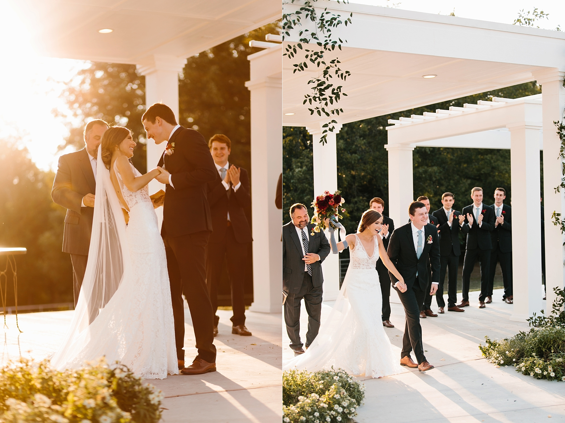 Lauren + Nathan _ a vibrant, wedding with a Navy, Red, and Duck Egg Blue Pallete at Firefly Gardens by North Texas Wedding Photographer Rachel Meagan Photography _ 092