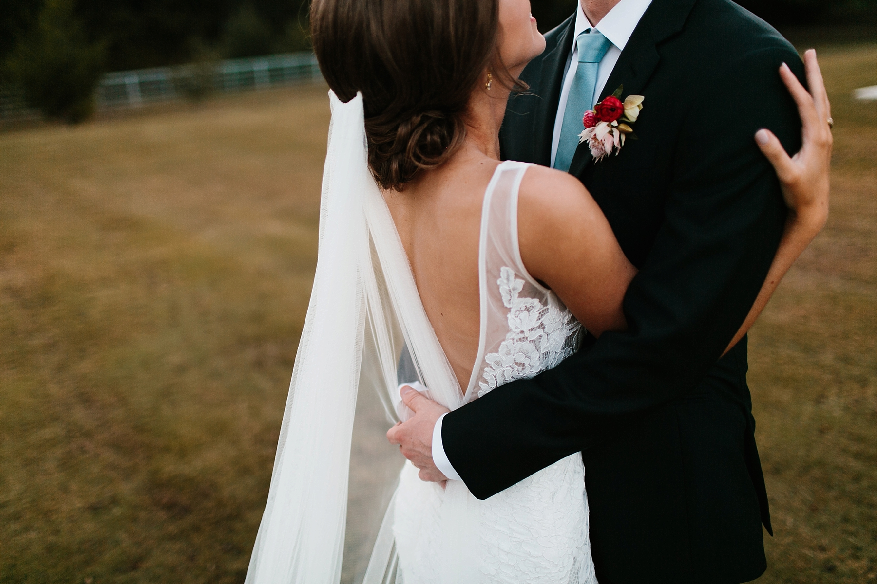Lauren + Nathan _ a vibrant, wedding with a Navy, Red, and Duck Egg Blue Pallete at Firefly Gardens by North Texas Wedding Photographer Rachel Meagan Photography _ 129