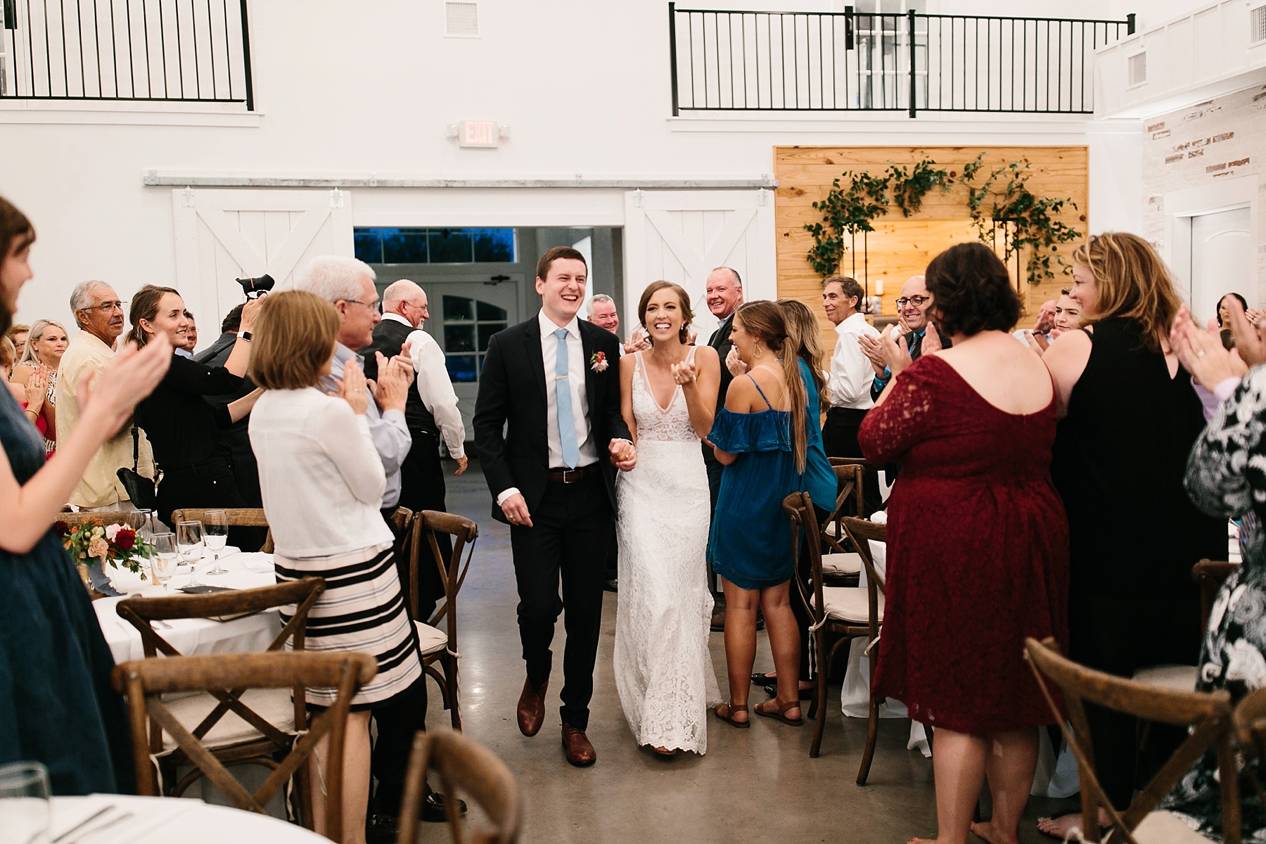 Lauren + Nathan _ a vibrant, wedding with a Navy, Red, and Duck Egg Blue Pallete at Firefly Gardens by North Texas Wedding Photographer Rachel Meagan Photography _ 145