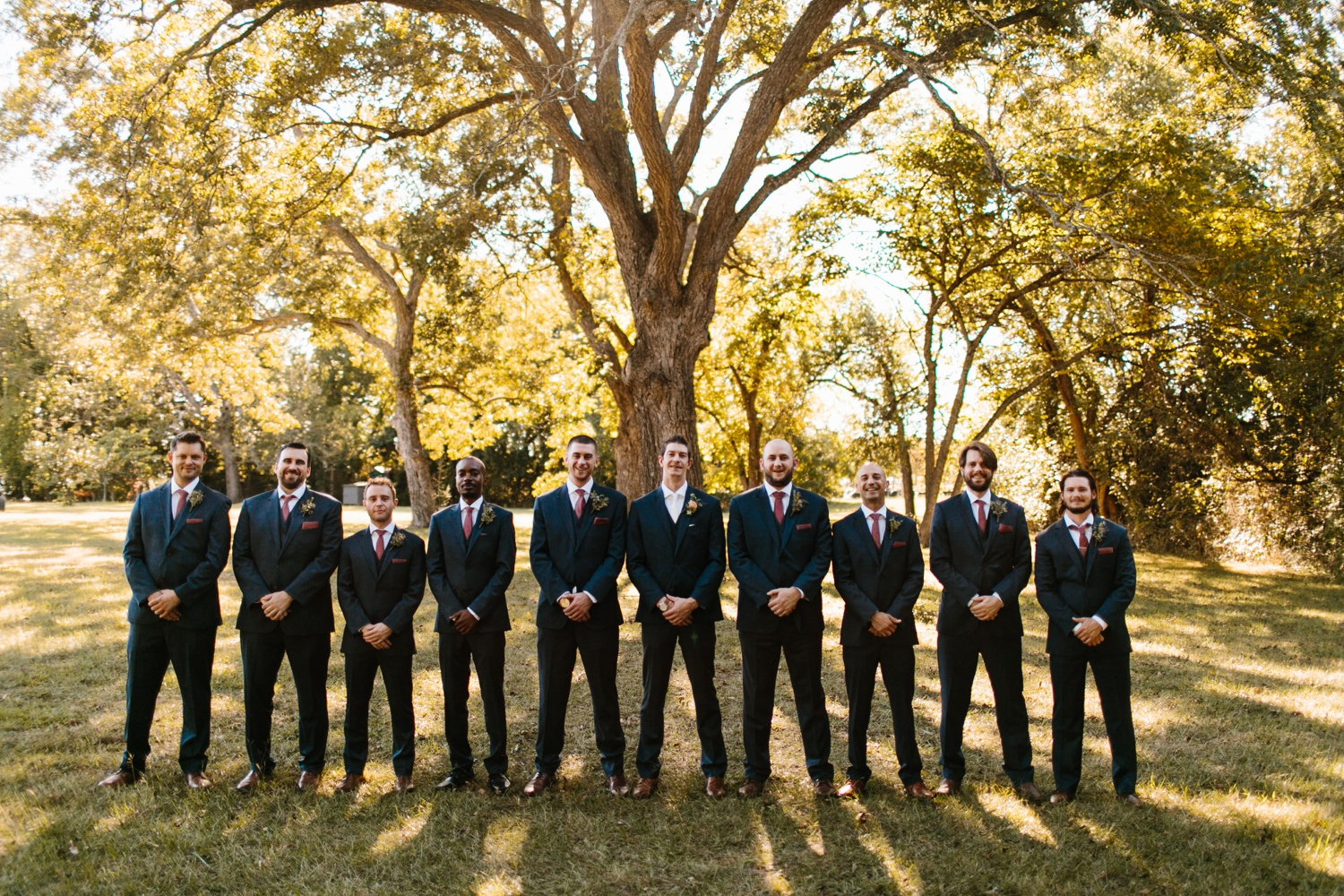 Erica + Henry | a bohemian inspired wedding at Chandlers Gardens in Salina, TX by North Texas Wedding Photographer Rachel Meagan Photography 043
