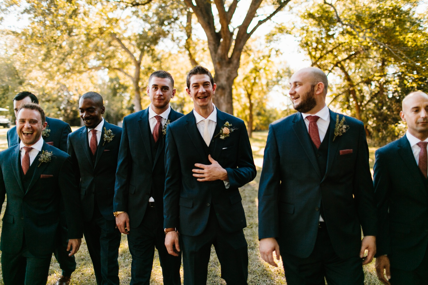 Erica + Henry | a bohemian inspired wedding at Chandlers Gardens in Salina, TX by North Texas Wedding Photographer Rachel Meagan Photography 046