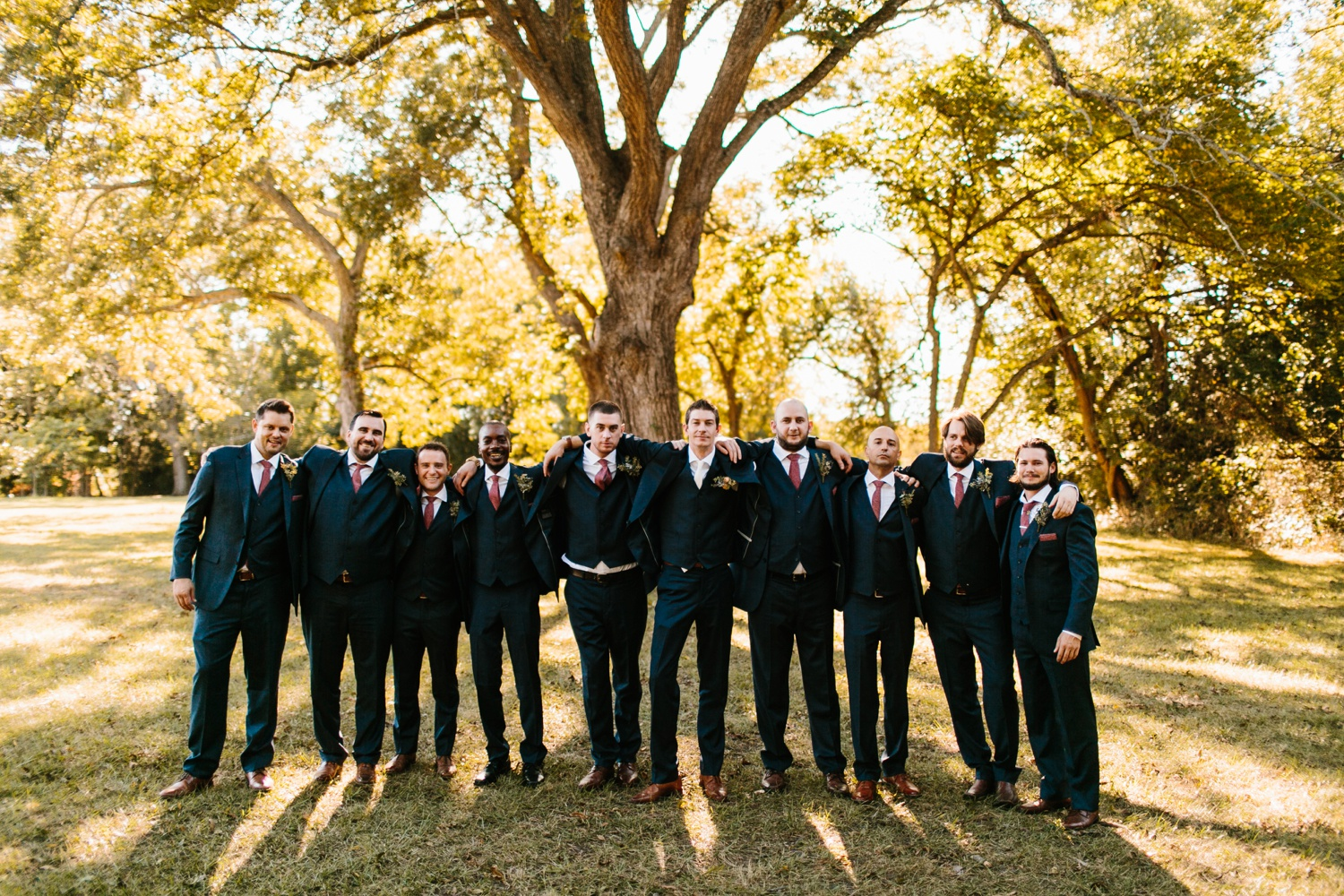 Erica + Henry | a bohemian inspired wedding at Chandlers Gardens in Salina, TX by North Texas Wedding Photographer Rachel Meagan Photography 047
