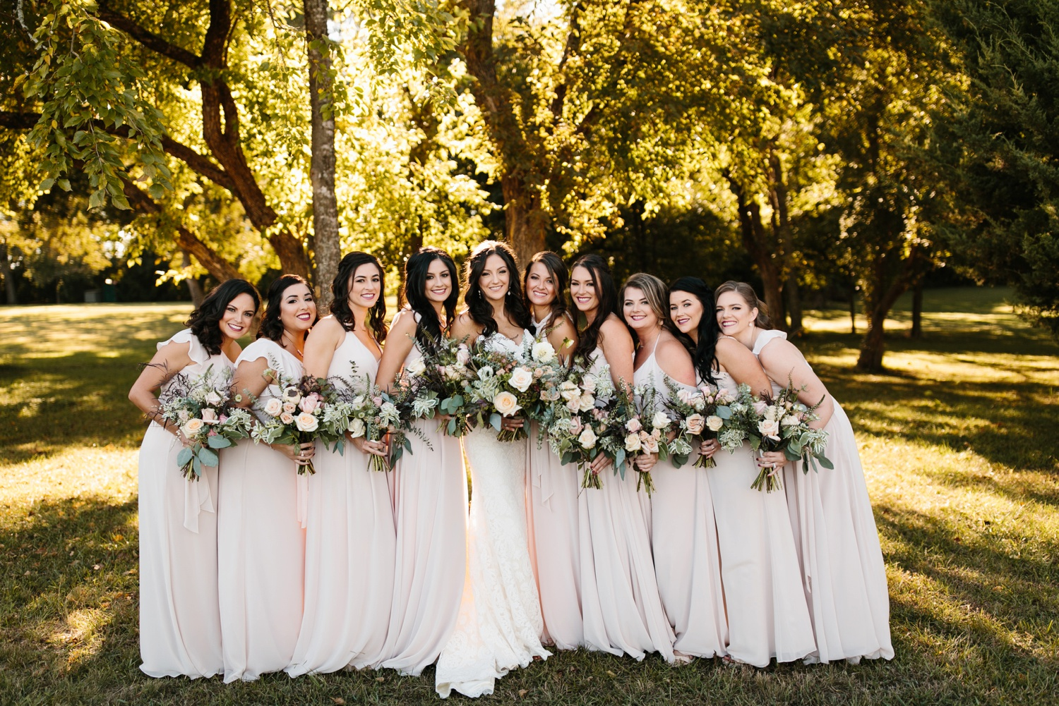 Erica + Henry | a bohemian inspired wedding at Chandlers Gardens in Salina, TX by North Texas Wedding Photographer Rachel Meagan Photography 051