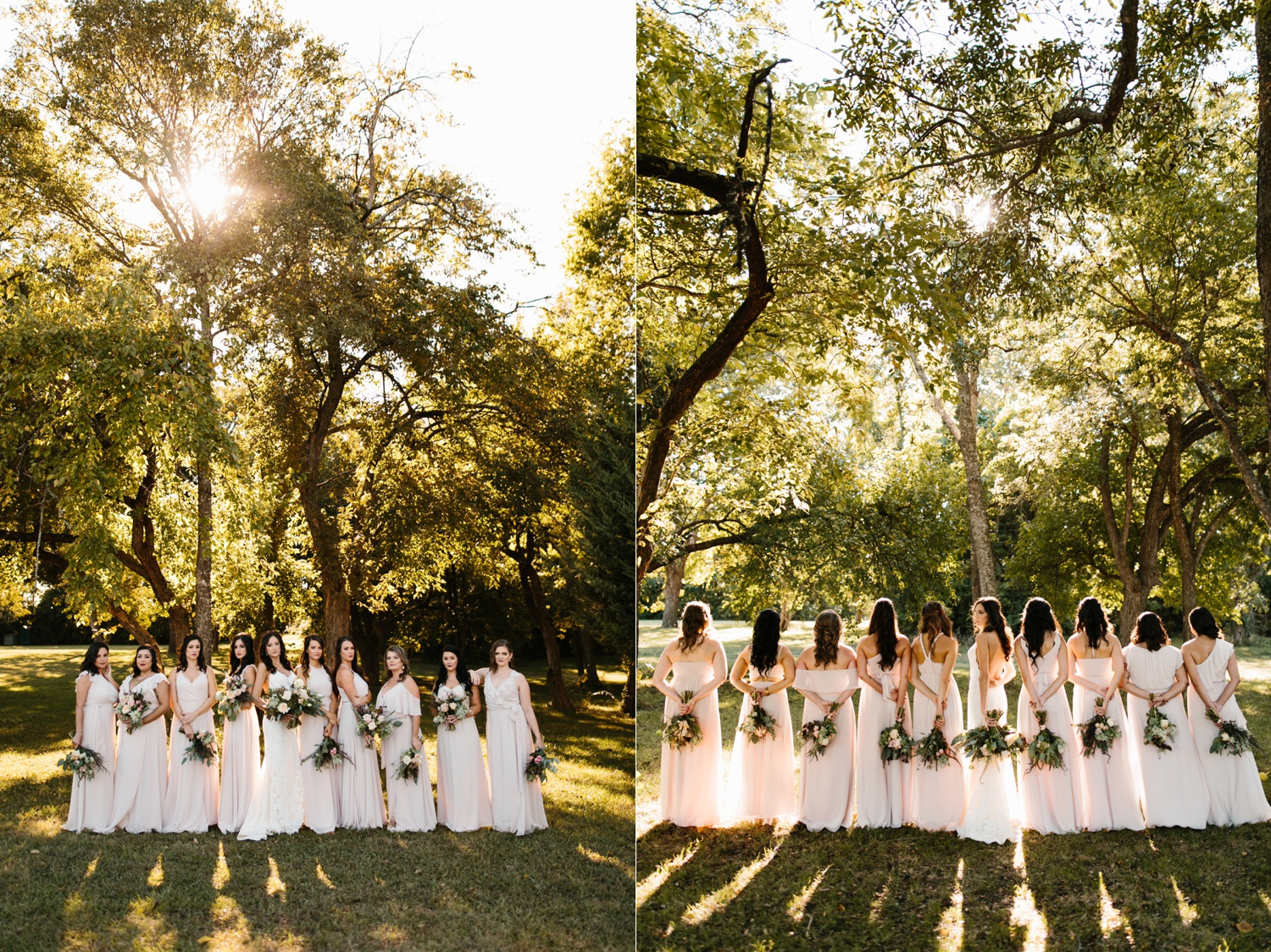 Erica + Henry | a bohemian inspired wedding at Chandlers Gardens in Salina, TX by North Texas Wedding Photographer Rachel Meagan Photography 052