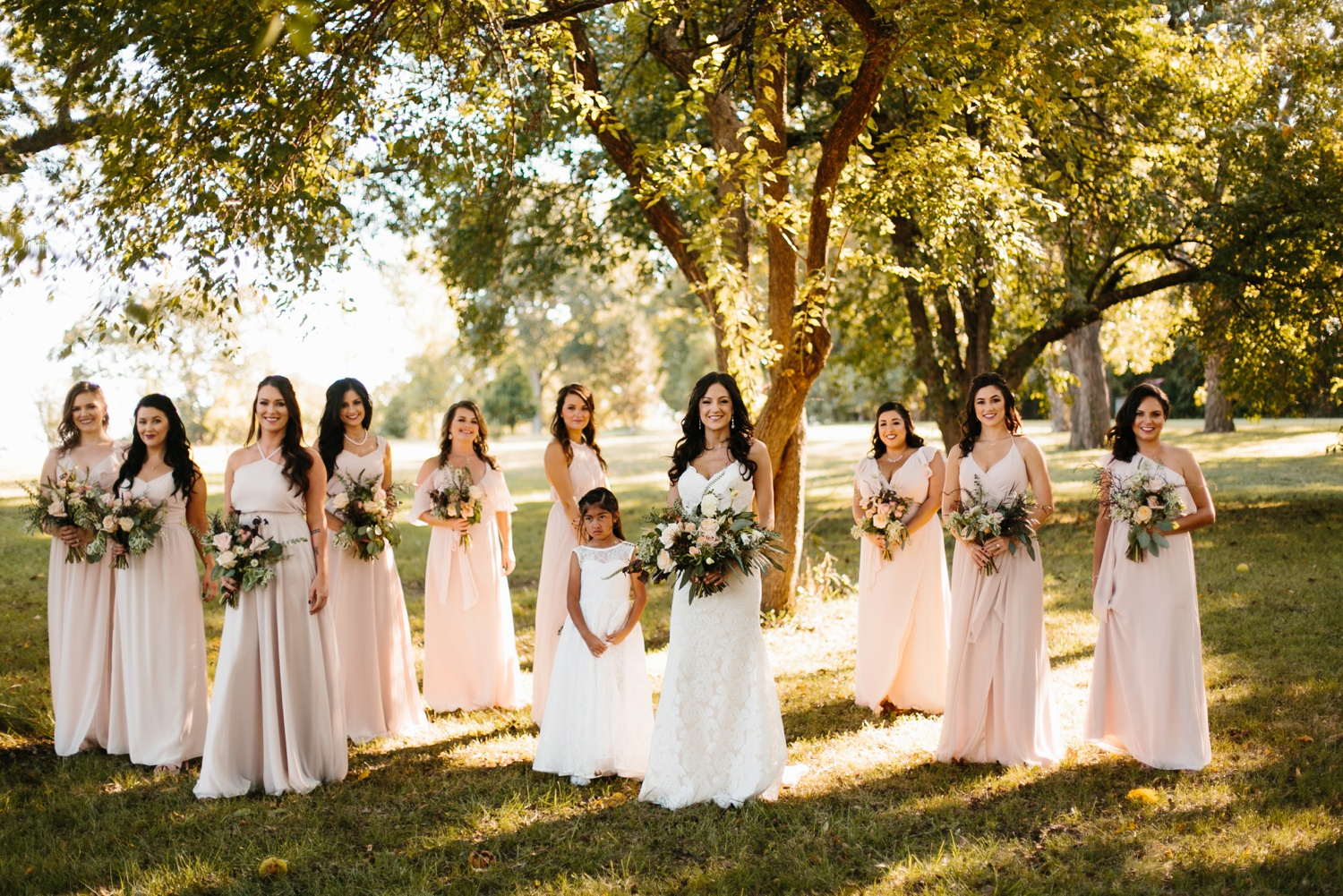 Erica + Henry | a bohemian inspired wedding at Chandlers Gardens in Salina, TX by North Texas Wedding Photographer Rachel Meagan Photography 056