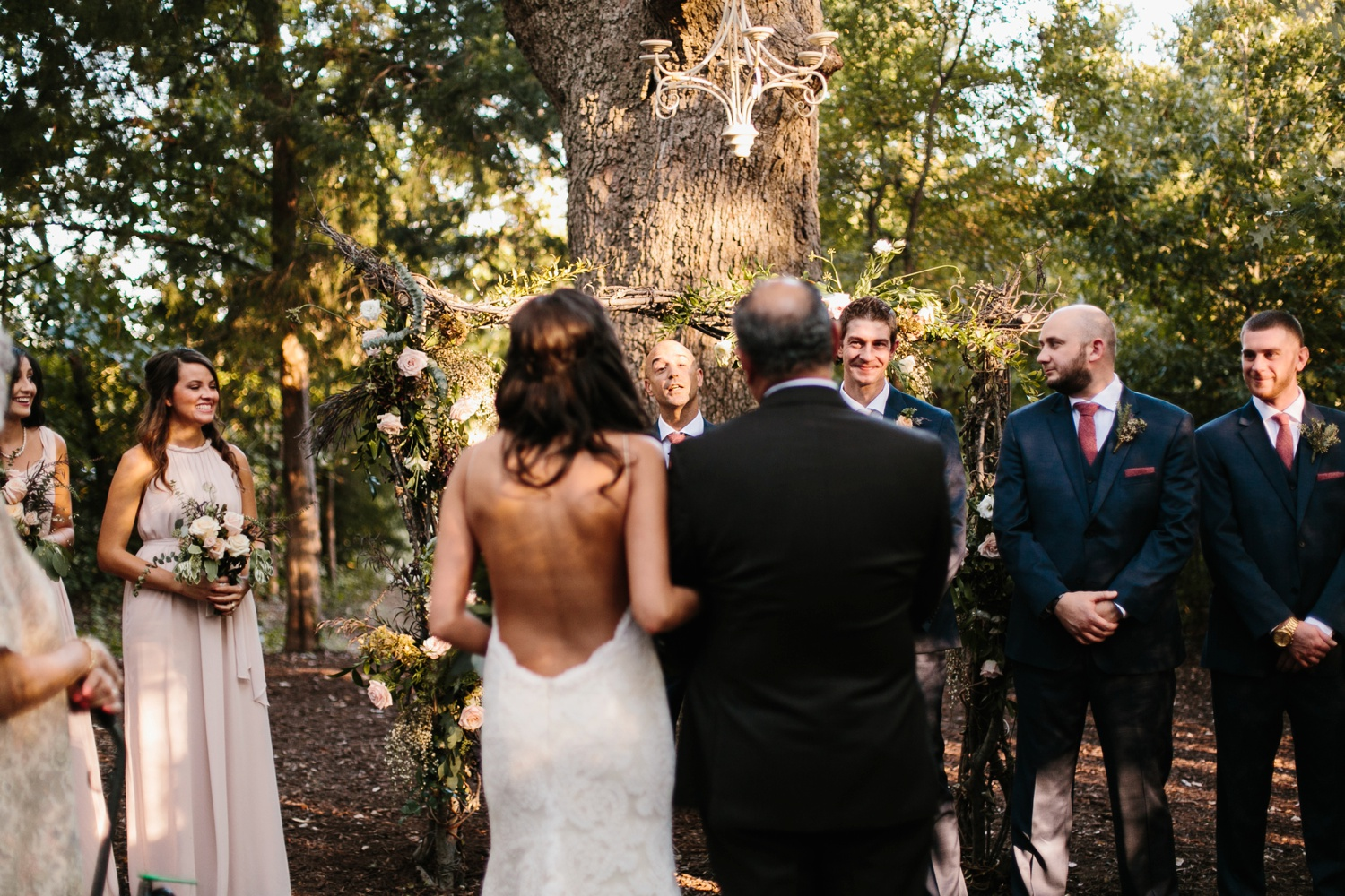 Erica + Henry | a bohemian inspired wedding at Chandlers Gardens in Salina, TX by North Texas Wedding Photographer Rachel Meagan Photography 071