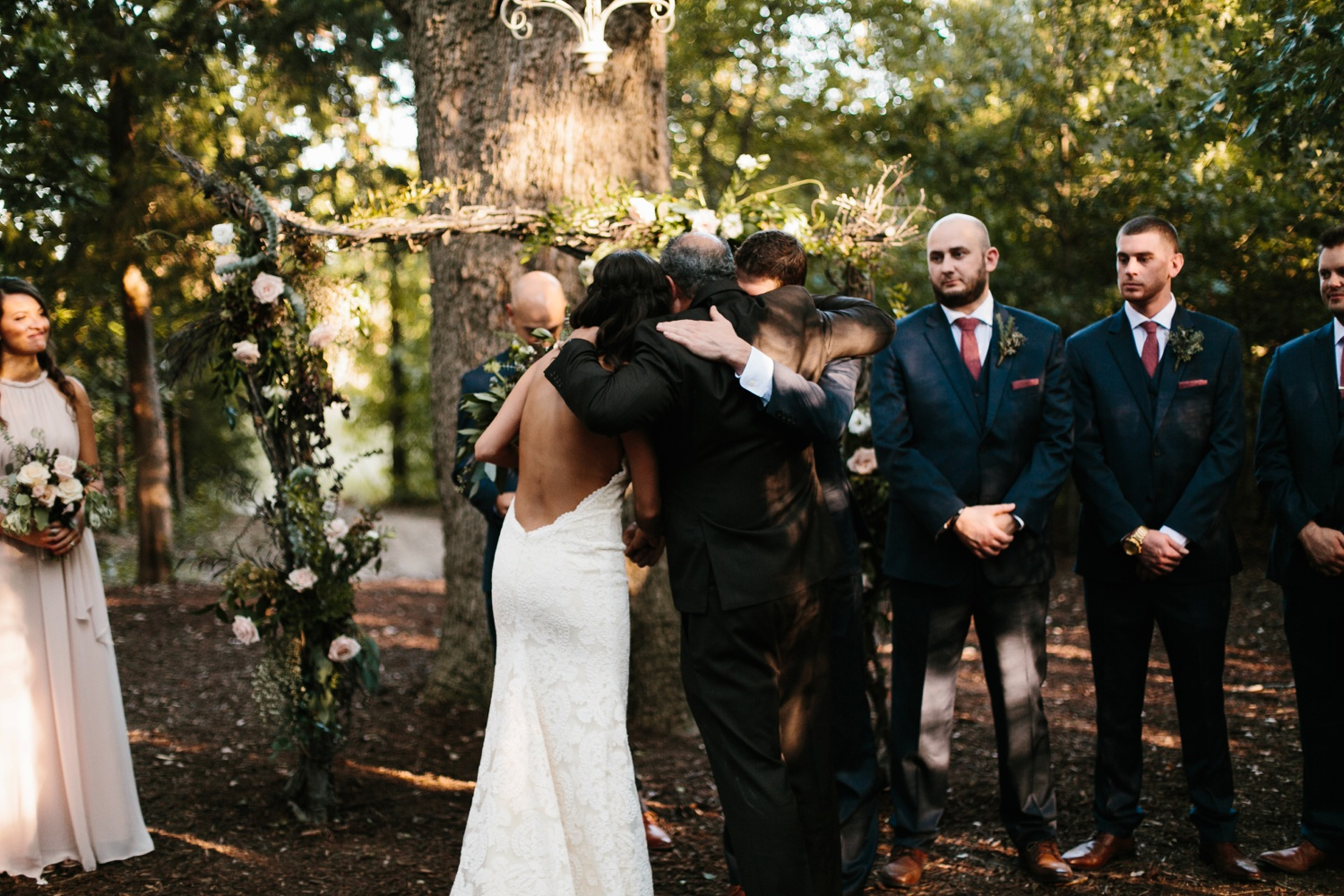 Erica + Henry | a bohemian inspired wedding at Chandlers Gardens in Salina, TX by North Texas Wedding Photographer Rachel Meagan Photography 072