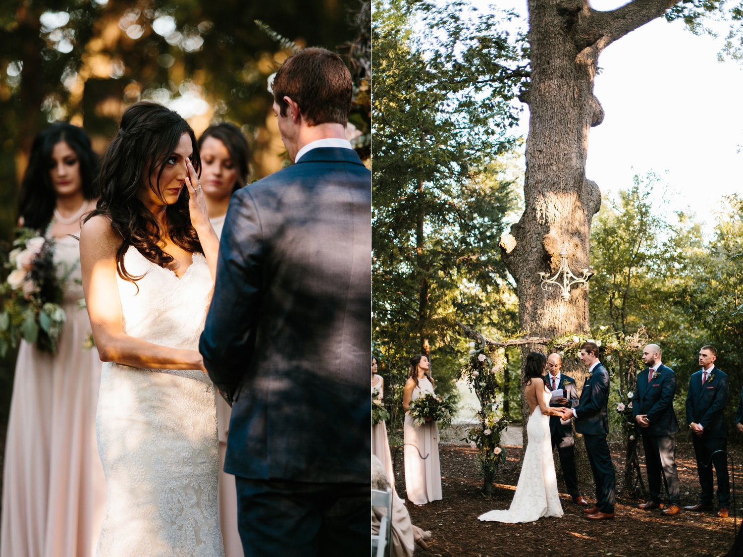 Erica + Henry | a bohemian inspired wedding at Chandlers Gardens in Salina, TX by North Texas Wedding Photographer Rachel Meagan Photography 073