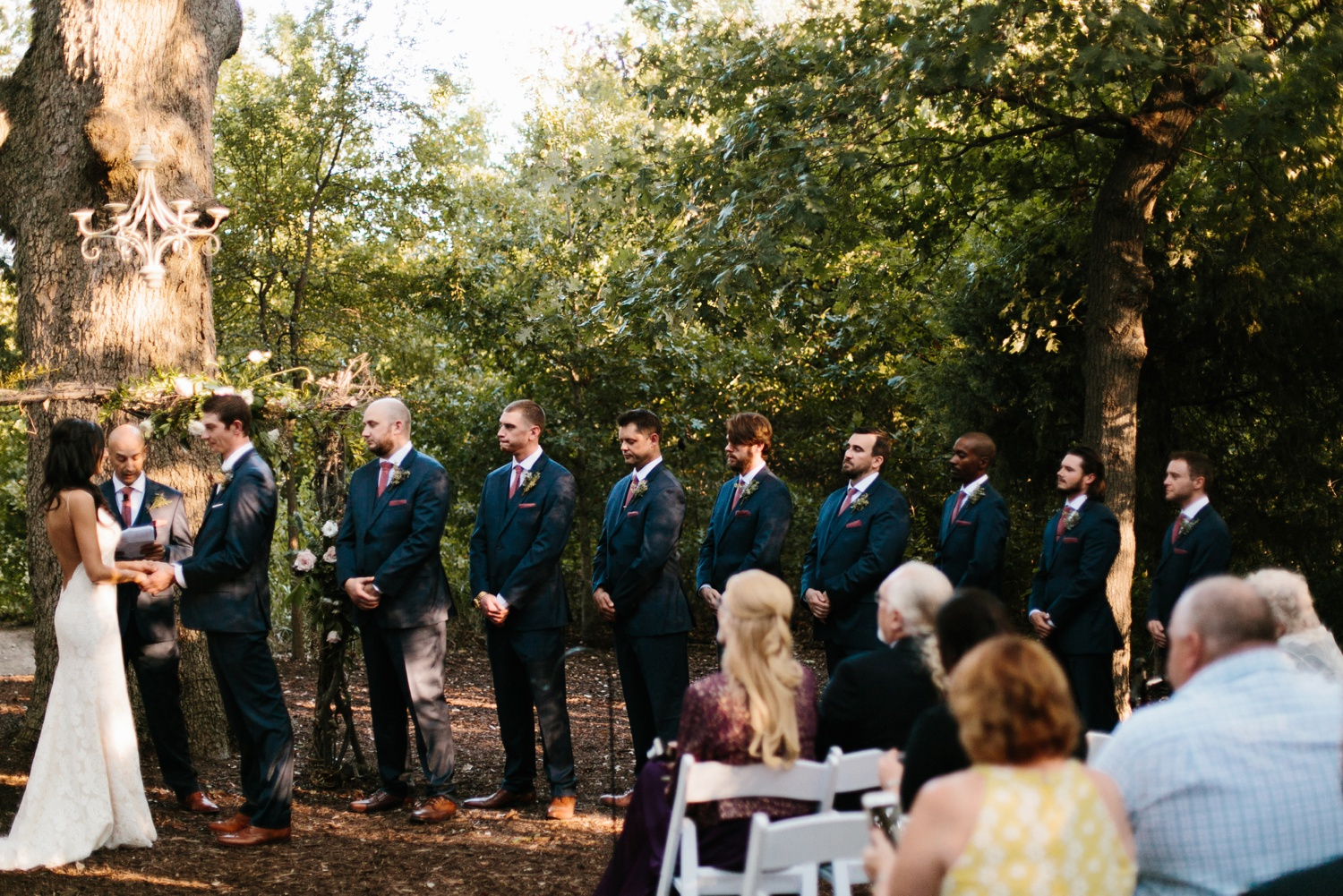 Erica + Henry | a bohemian inspired wedding at Chandlers Gardens in Salina, TX by North Texas Wedding Photographer Rachel Meagan Photography 074