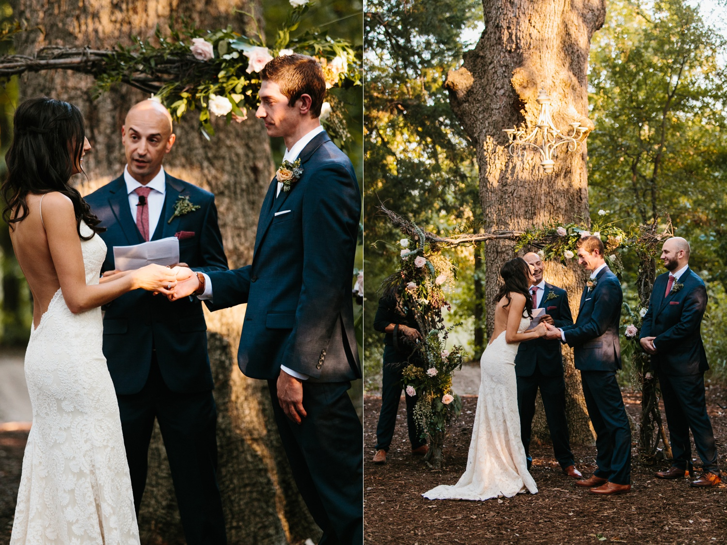 Erica + Henry | a bohemian inspired wedding at Chandlers Gardens in Salina, TX by North Texas Wedding Photographer Rachel Meagan Photography 090
