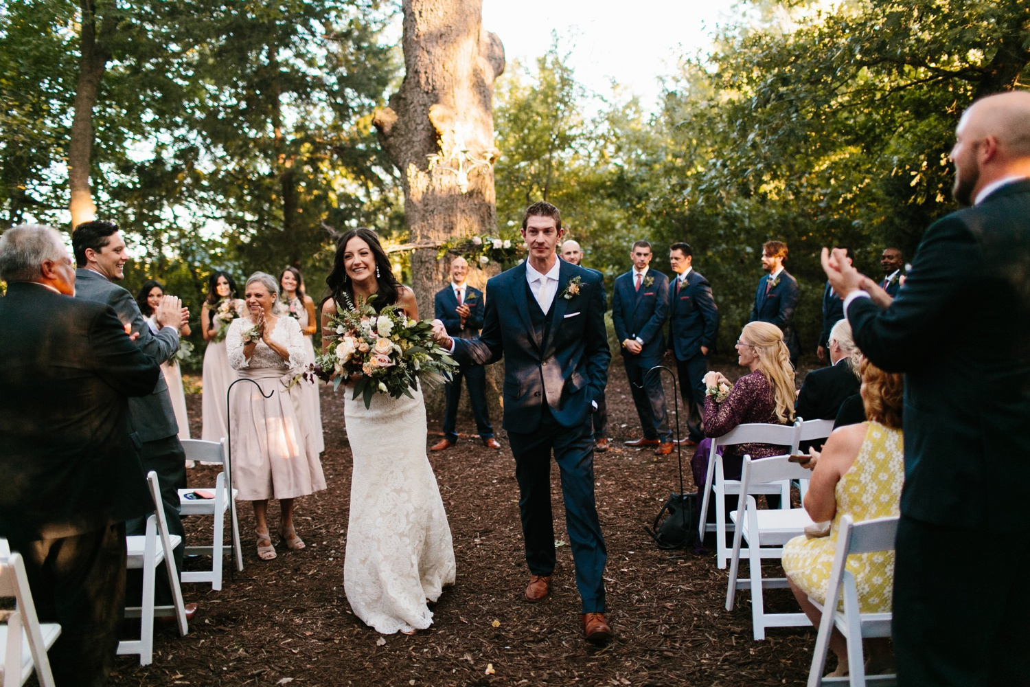 Erica + Henry | a bohemian inspired wedding at Chandlers Gardens in Salina, TX by North Texas Wedding Photographer Rachel Meagan Photography 095