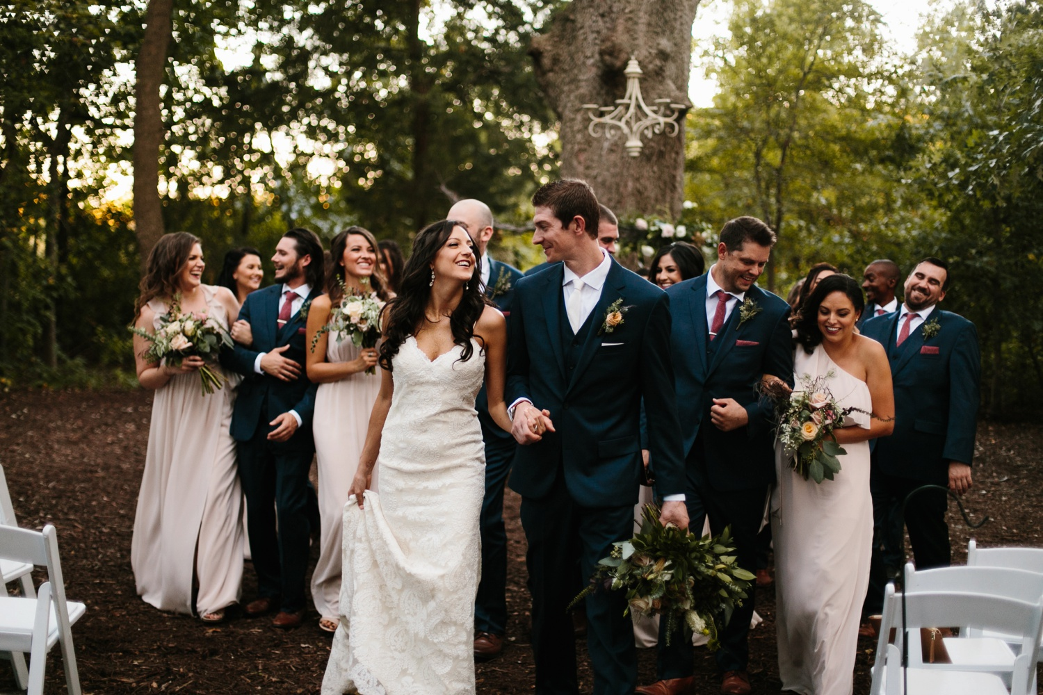 Erica + Henry | a bohemian inspired wedding at Chandlers Gardens in Salina, TX by North Texas Wedding Photographer Rachel Meagan Photography 099