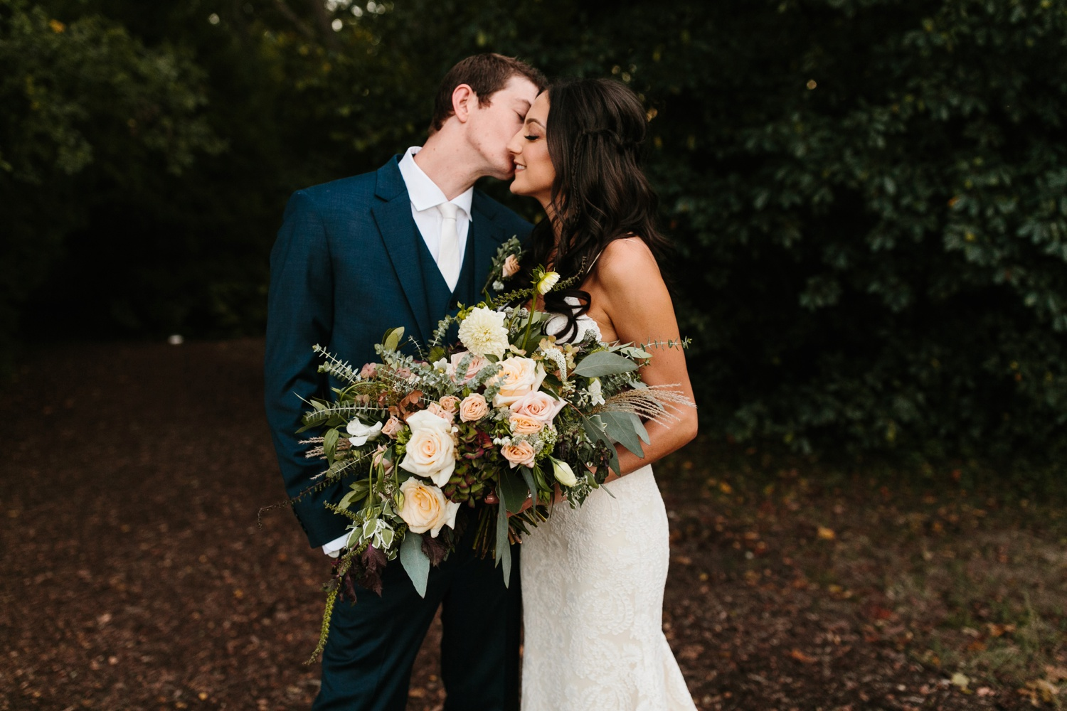 Erica + Henry | a bohemian inspired wedding at Chandlers Gardens in Salina, TX by North Texas Wedding Photographer Rachel Meagan Photography 103