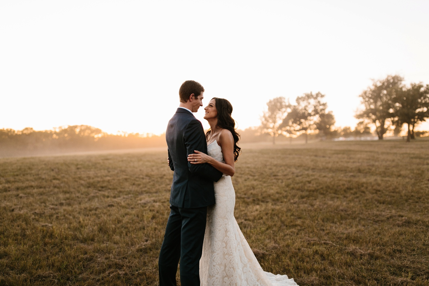 Erica + Henry | a bohemian inspired wedding at Chandlers Gardens in Salina, TX by North Texas Wedding Photographer Rachel Meagan Photography 106