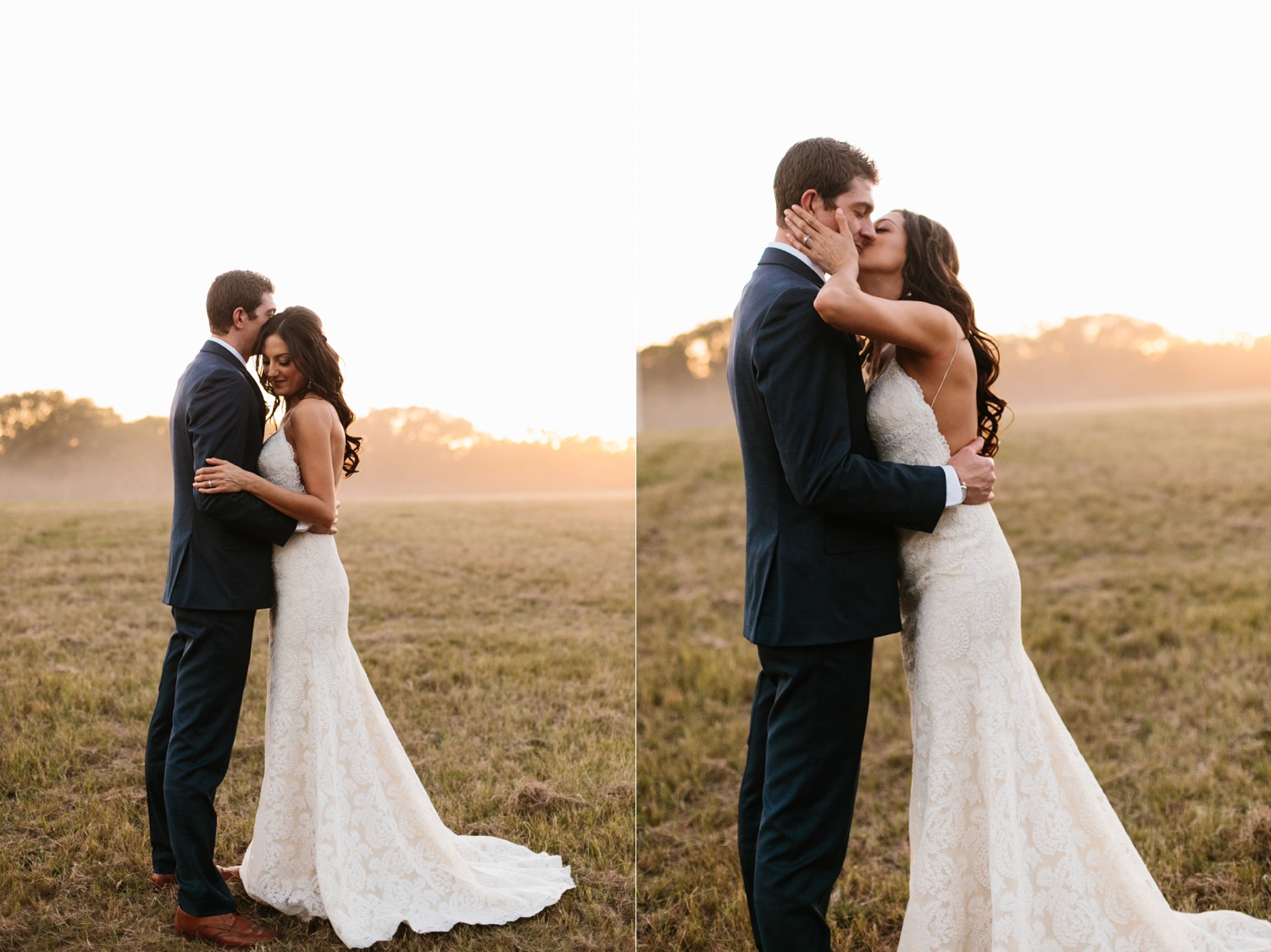 Erica + Henry | a bohemian inspired wedding at Chandlers Gardens in Salina, TX by North Texas Wedding Photographer Rachel Meagan Photography 107