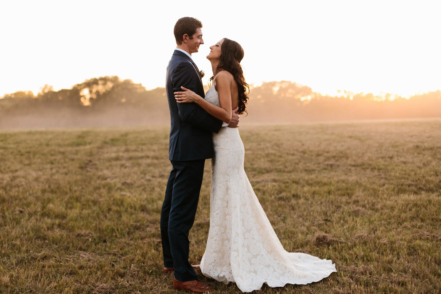 Erica + Henry | a bohemian inspired wedding