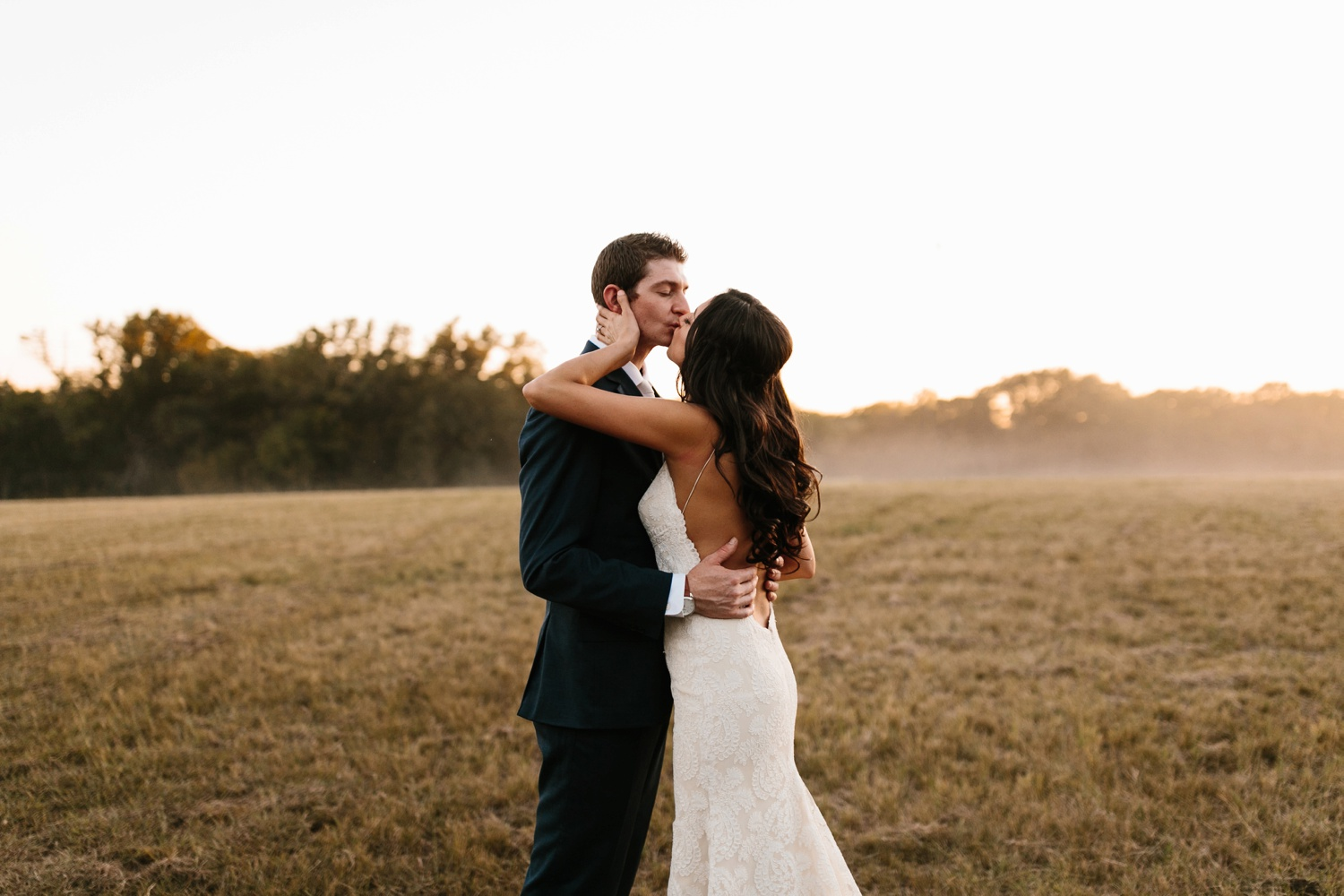 Erica + Henry | a bohemian inspired wedding at Chandlers Gardens in Salina, TX by North Texas Wedding Photographer Rachel Meagan Photography 110