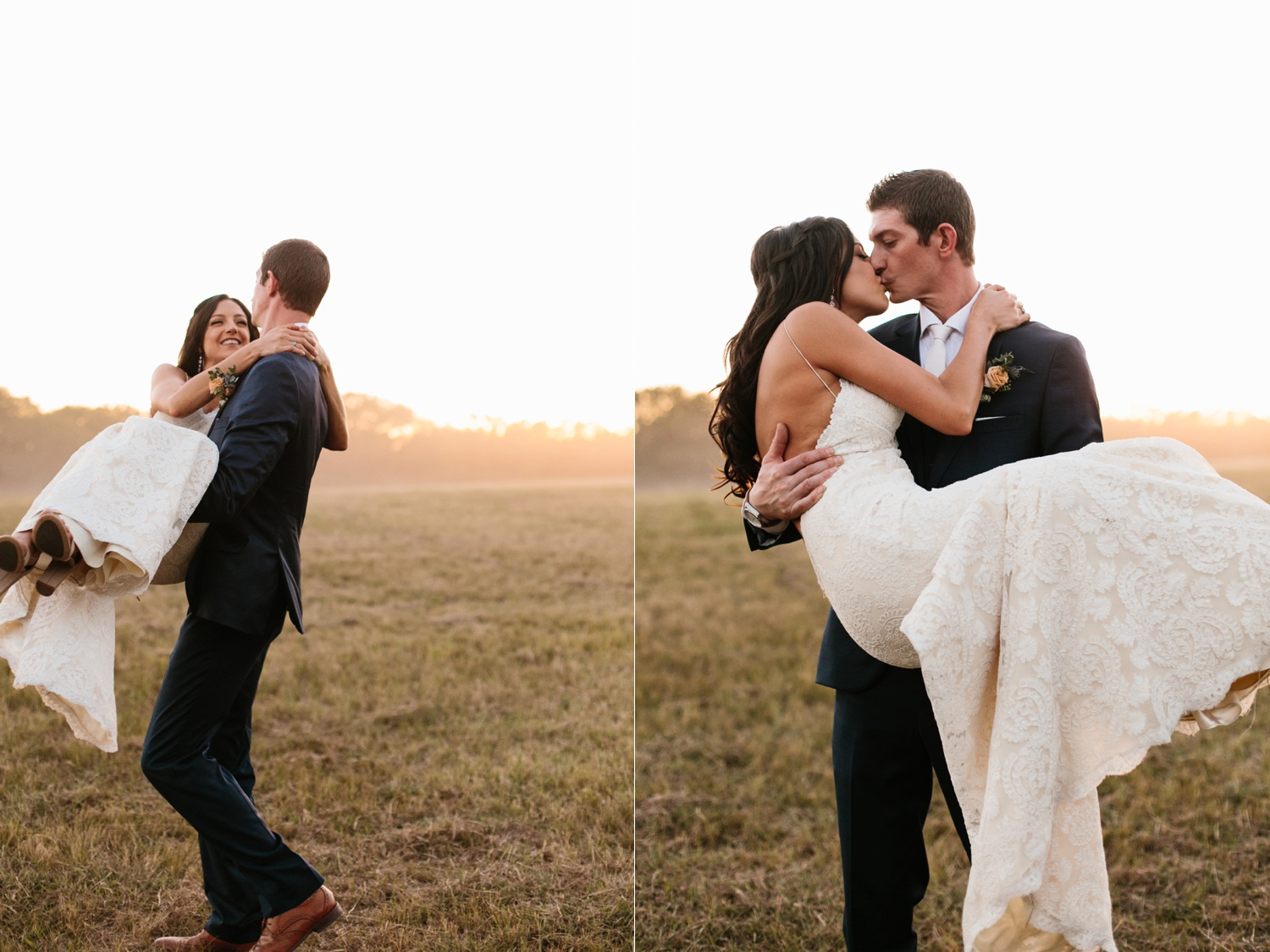 Erica + Henry | a bohemian inspired wedding at Chandlers Gardens in Salina, TX by North Texas Wedding Photographer Rachel Meagan Photography 112