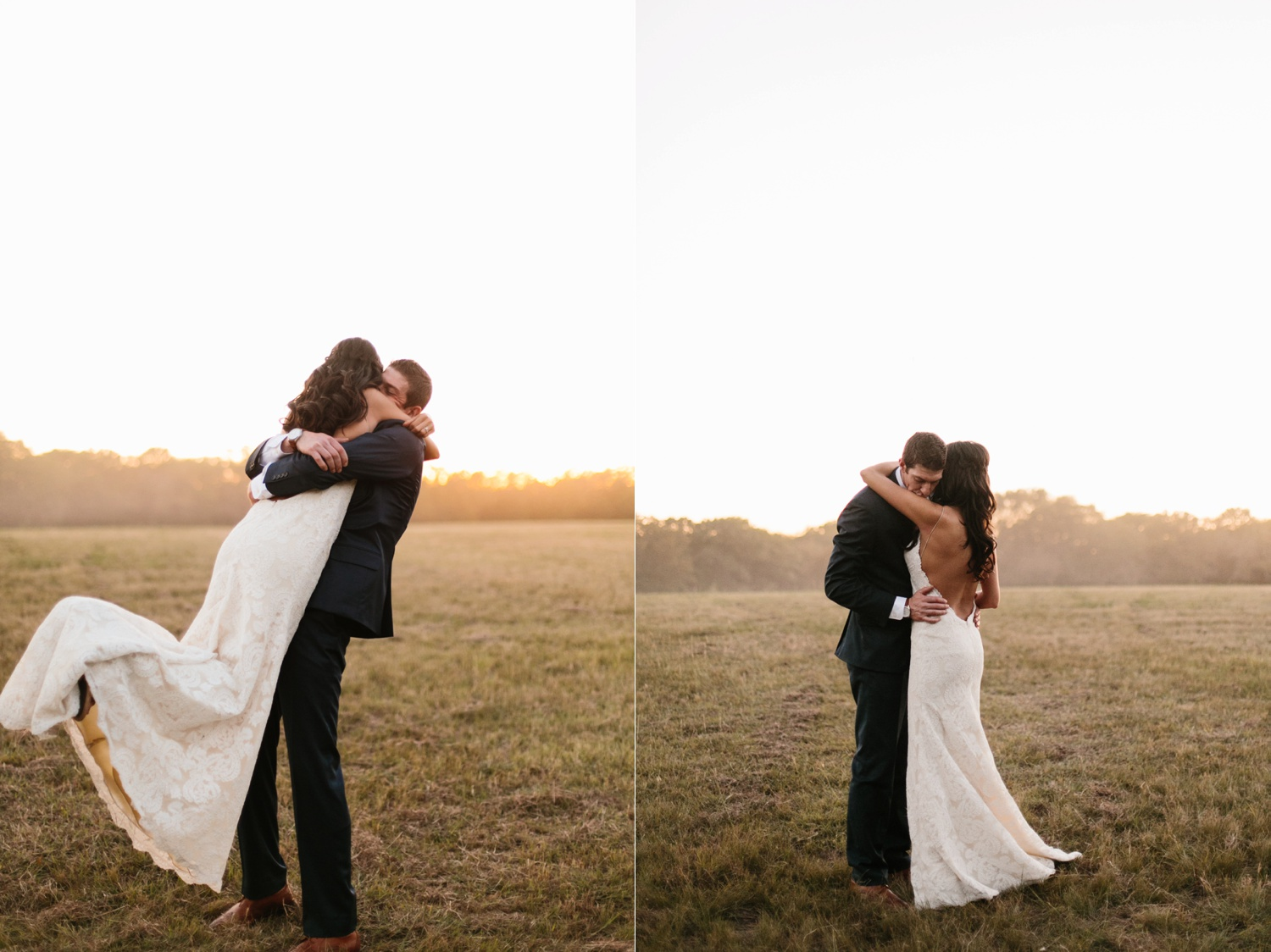 Erica + Henry | a bohemian inspired wedding at Chandlers Gardens in Salina, TX by North Texas Wedding Photographer Rachel Meagan Photography 118