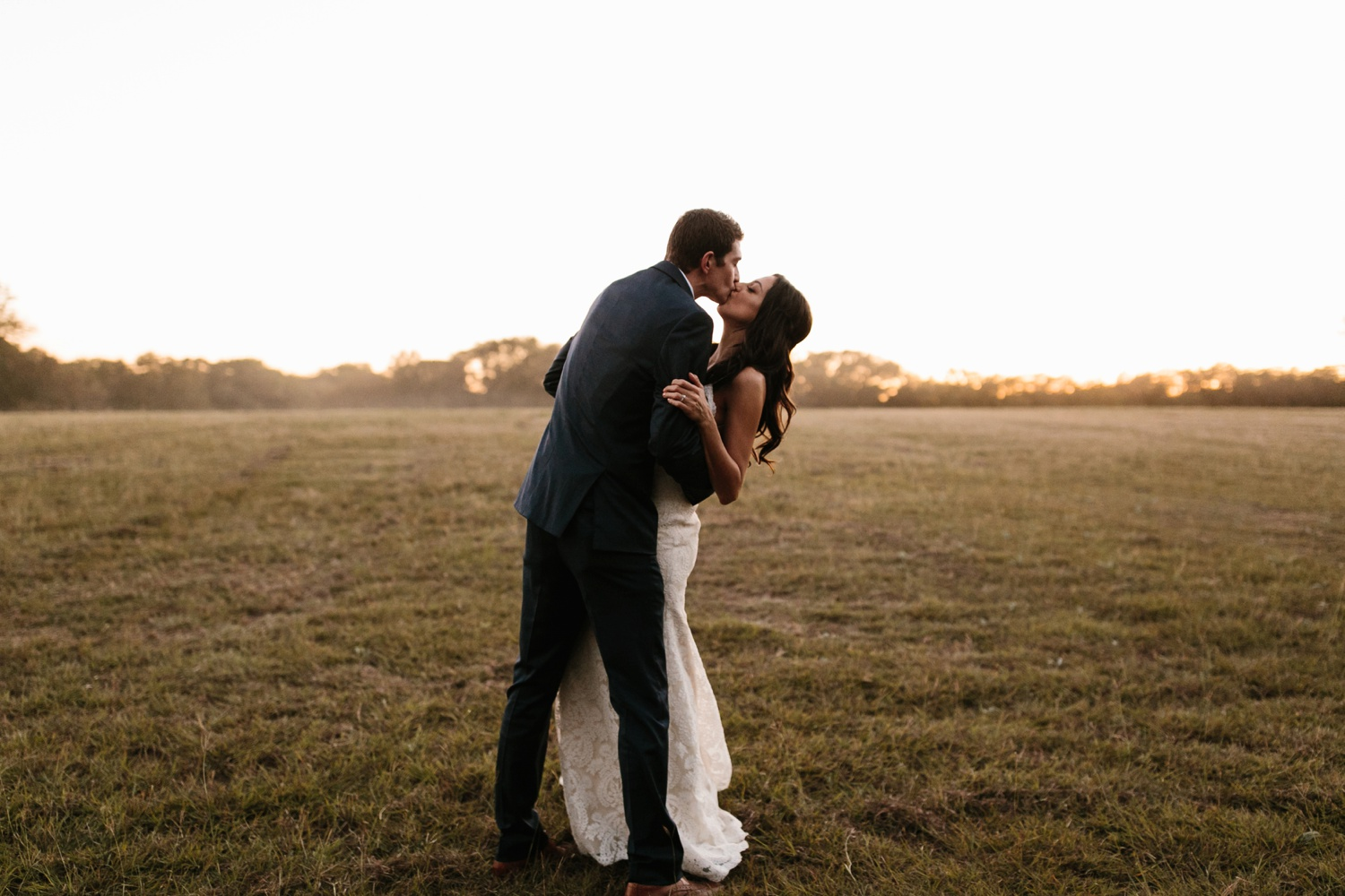 Erica + Henry | a bohemian inspired wedding at Chandlers Gardens in Salina, TX by North Texas Wedding Photographer Rachel Meagan Photography 126