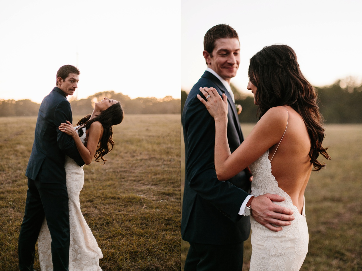 Erica + Henry | a bohemian inspired wedding at Chandlers Gardens in Salina, TX by North Texas Wedding Photographer Rachel Meagan Photography 127