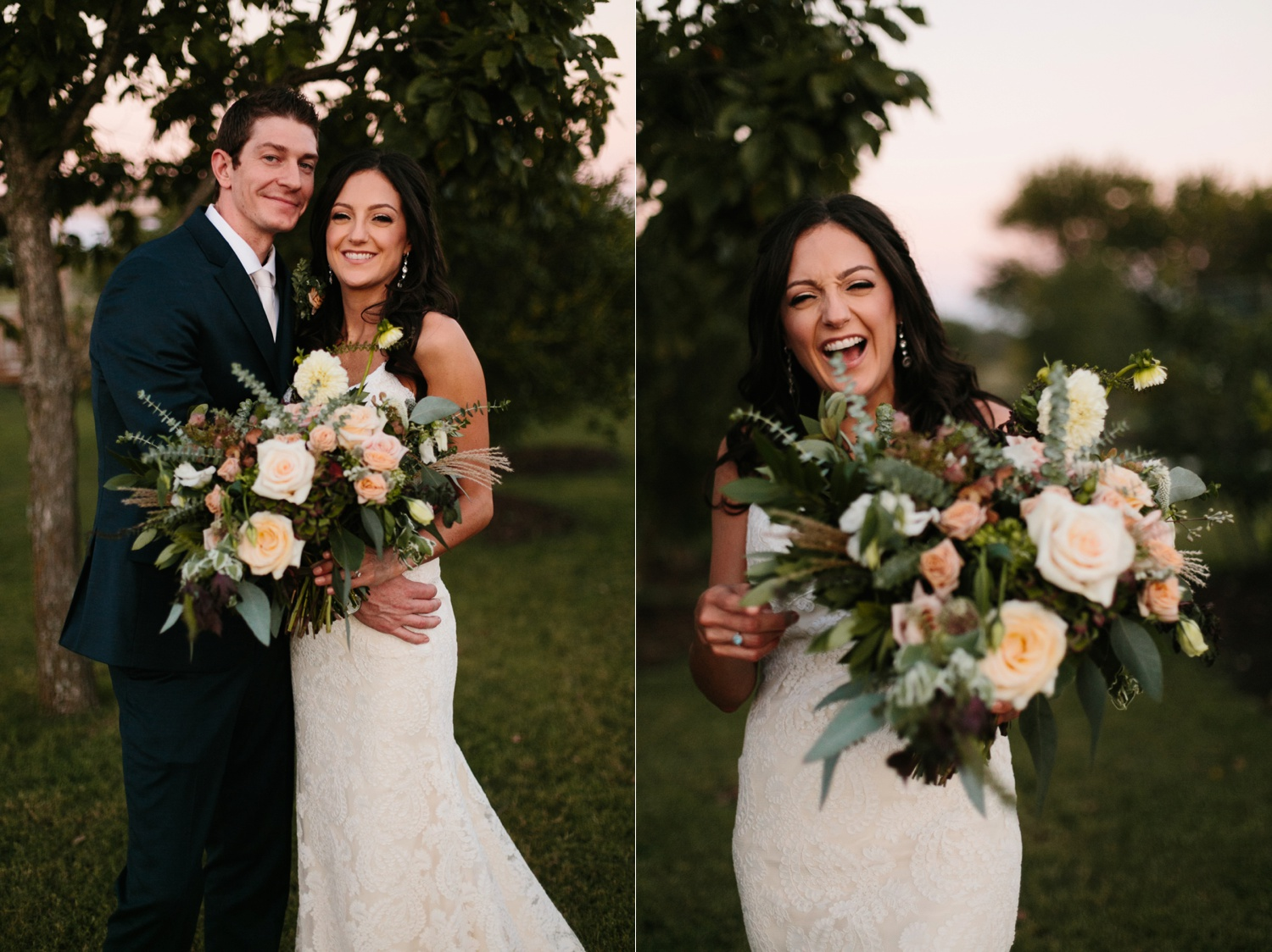 Erica + Henry | a bohemian inspired wedding at Chandlers Gardens in Salina, TX by North Texas Wedding Photographer Rachel Meagan Photography 128