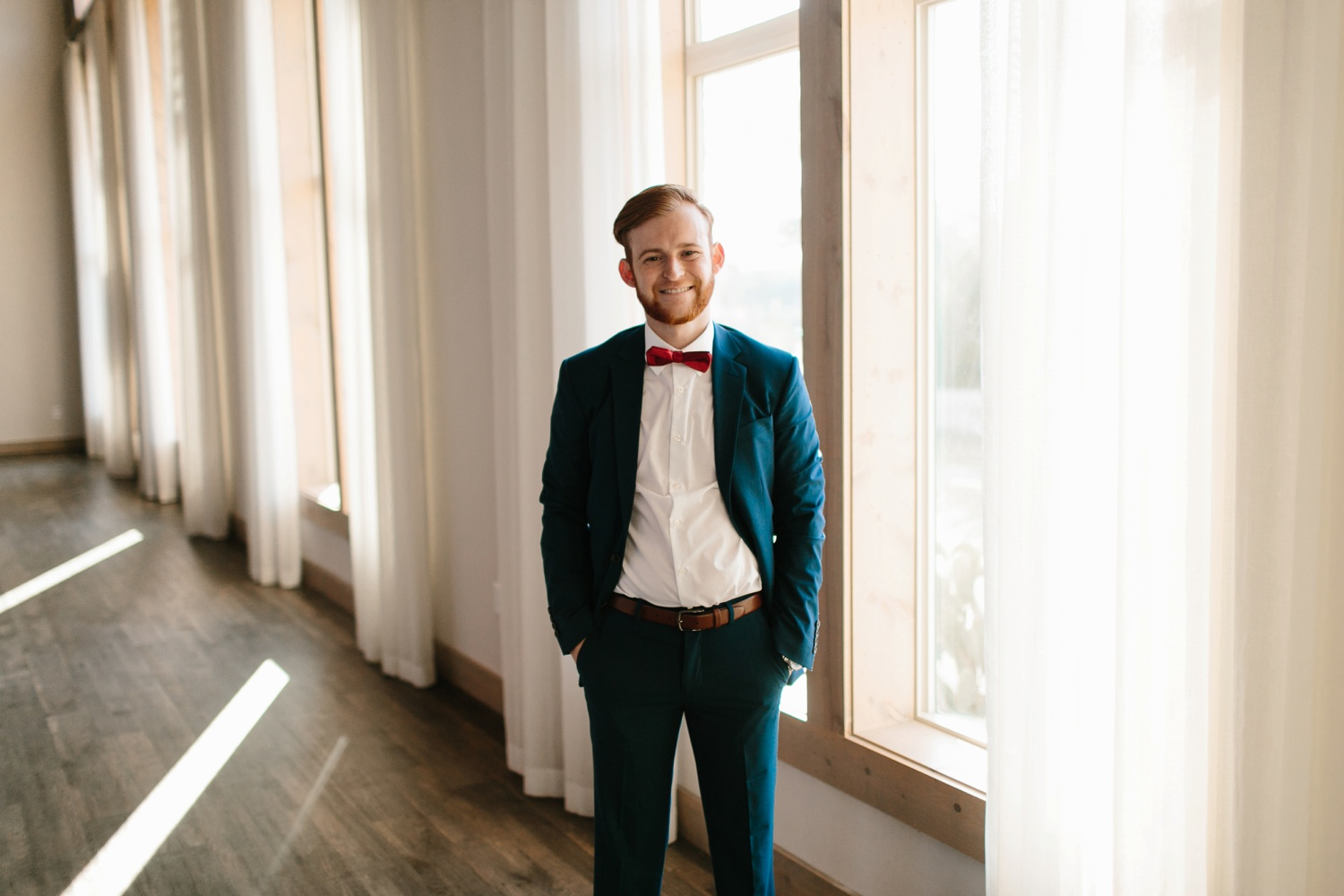 Grant + Lysette | a vibrant, deep burgundy and navy, and mixed metals wedding at Hidden Pines Chapel by North Texas Wedding Photographer Rachel Meagan Photography 009